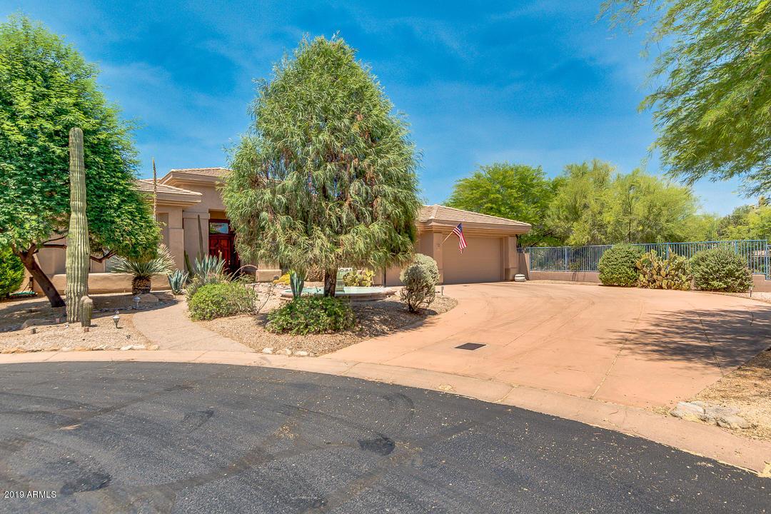 MLS 5944978 23219 N 77TH Way, Scottsdale, AZ 85255 Scottsdale AZ Private Pool