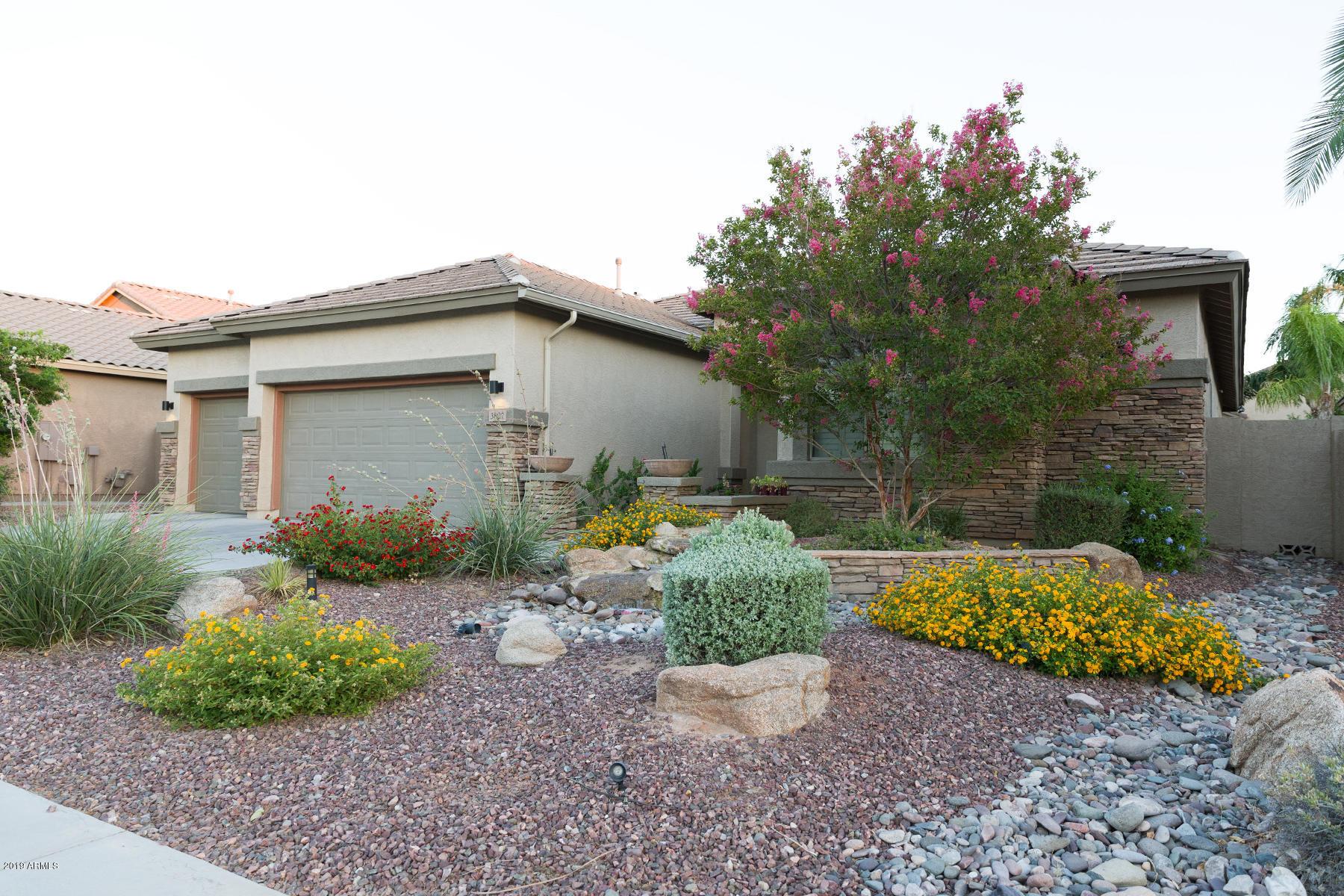 Photo of 3897 E ANDRE Avenue, Gilbert, AZ 85298