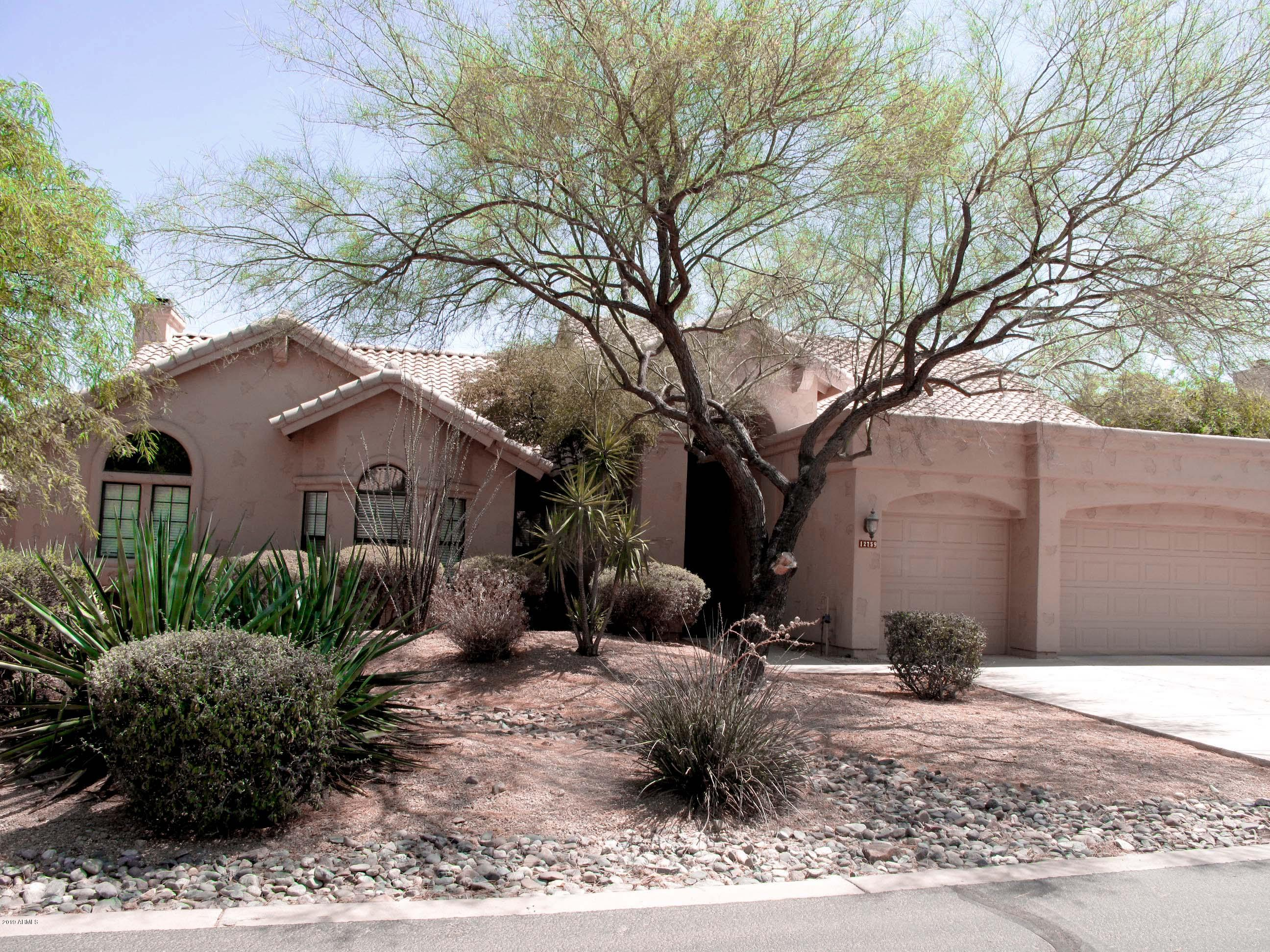 12759 E SUNNYSIDE Drive, Scottsdale AZ 85259