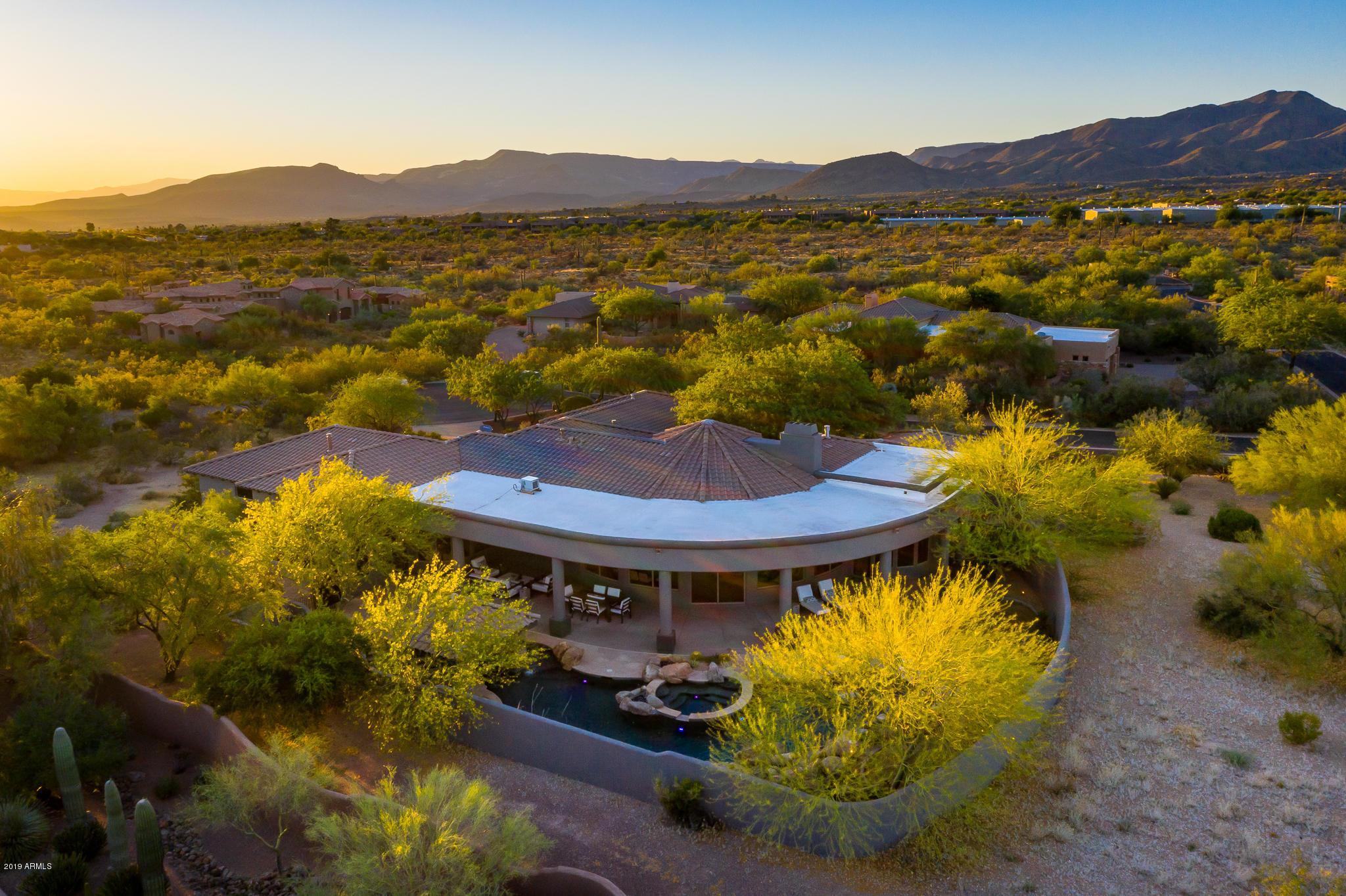 MLS 5945059 8245 E MONTELLO Road, Scottsdale, AZ 85266 Scottsdale AZ Private Pool