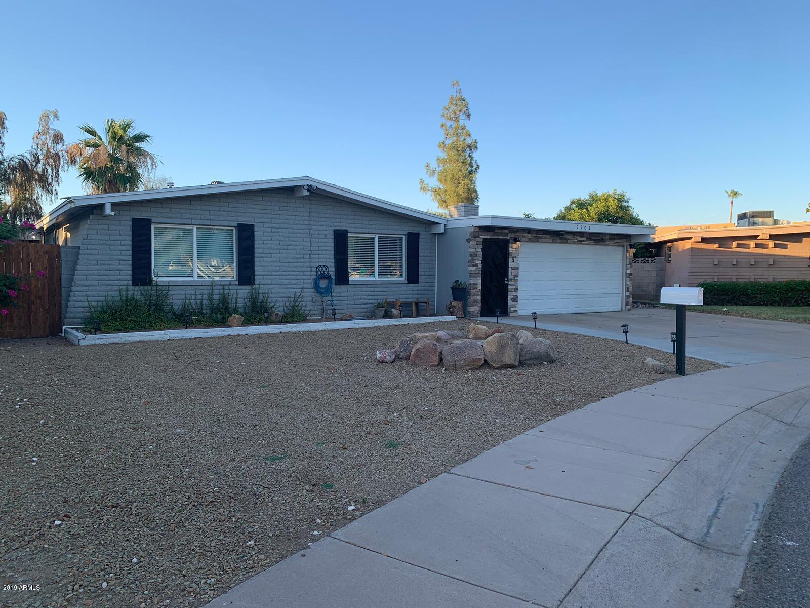 Photo of 2902 W SHAW BUTTE Drive, Phoenix, AZ 85029