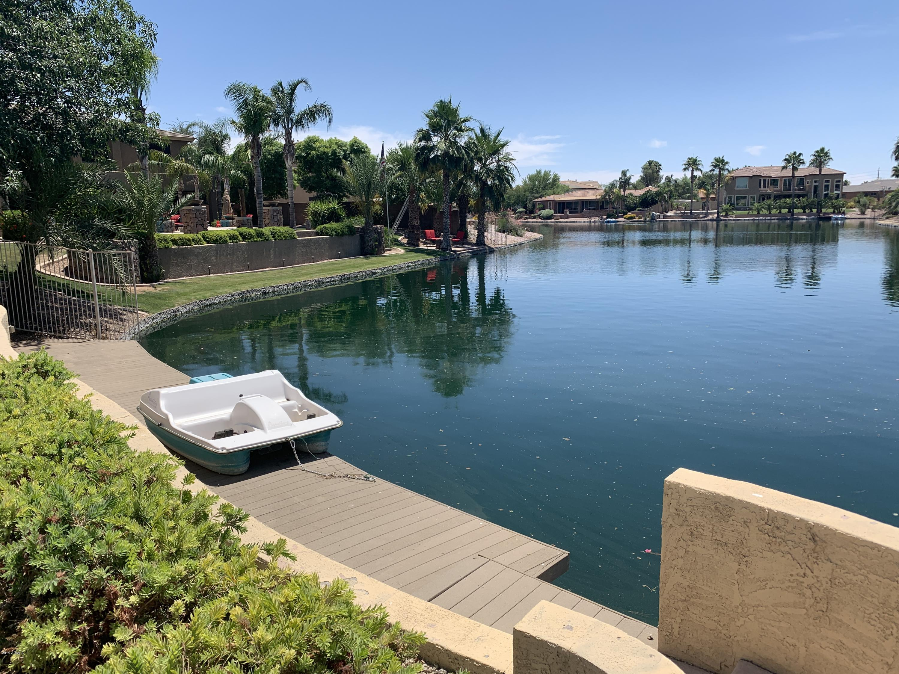 MLS 5944535 489 E CRESCENT Way, Chandler, AZ 85249 Waterfront Lots