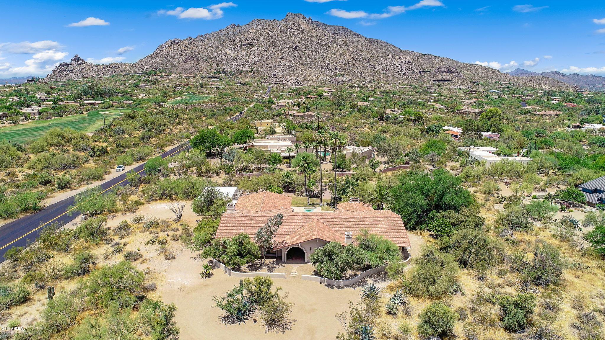 MLS 5879618 7490 E STAGECOACH Pass, Carefree, AZ 85377 Carefree AZ Three Bedroom