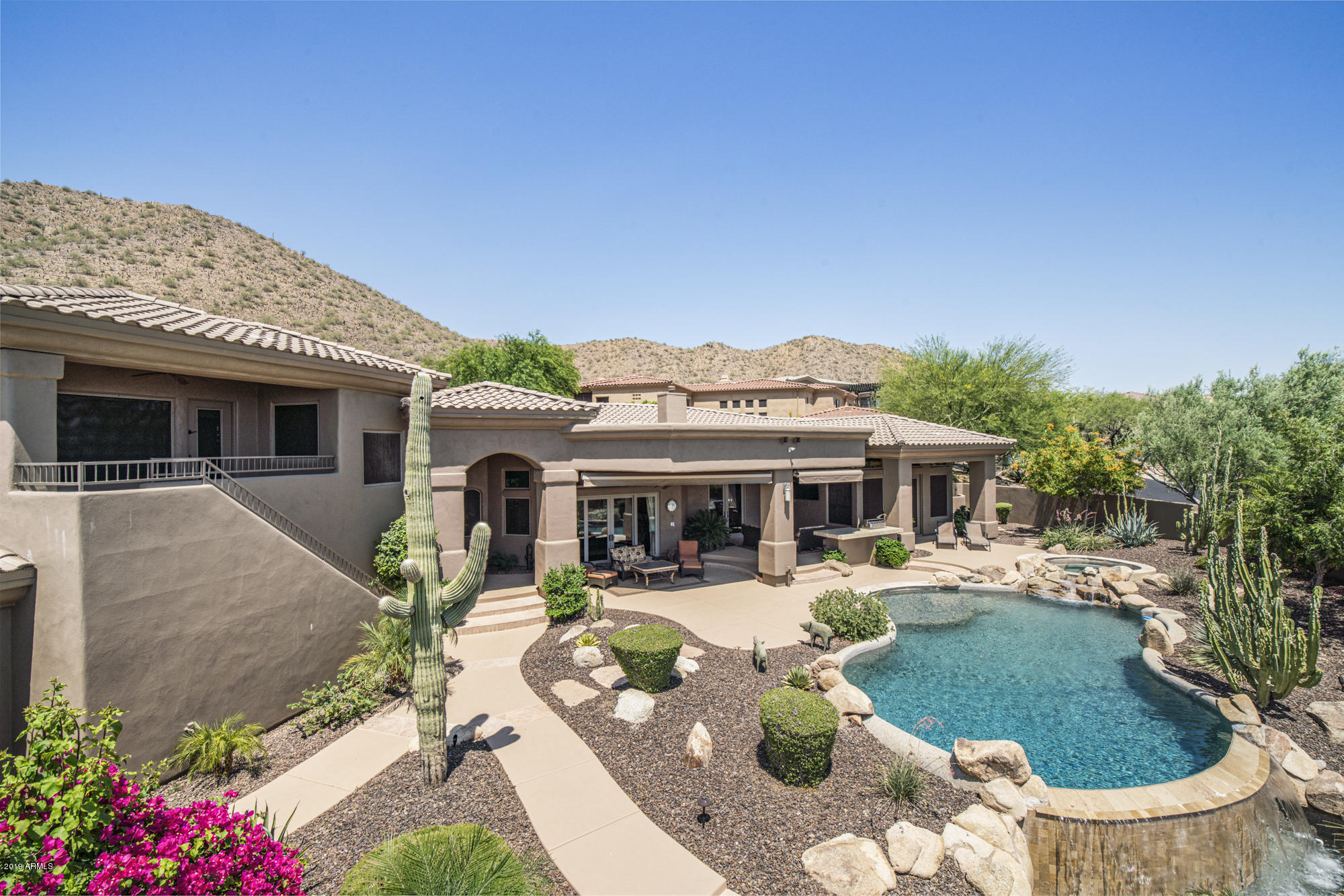 MLS 5946840 11904 E DESERT TRAIL Road, Scottsdale, AZ 85259 Scottsdale AZ Private Pool