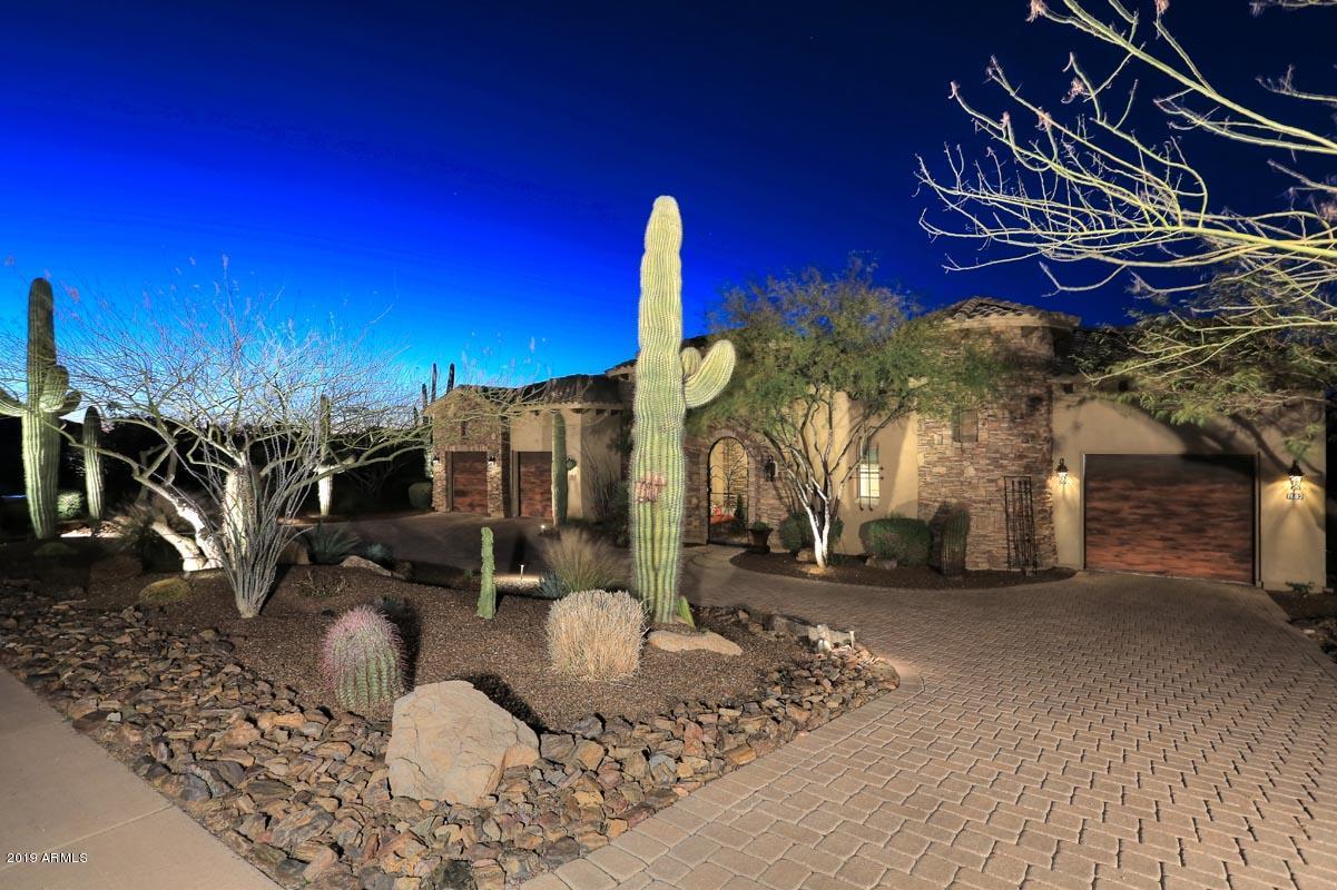 Photo of 7682 E VERDE VISTA Trail, Carefree, AZ 85377