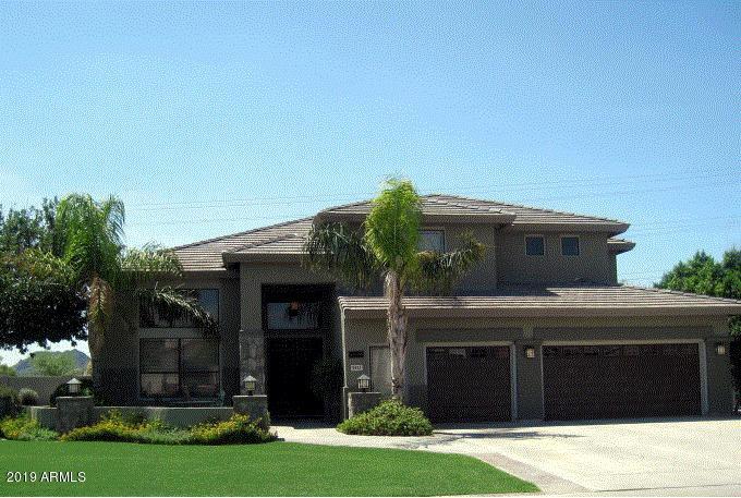 Photo of 5423 W Whispering Wind Drive, Glendale, AZ 85310