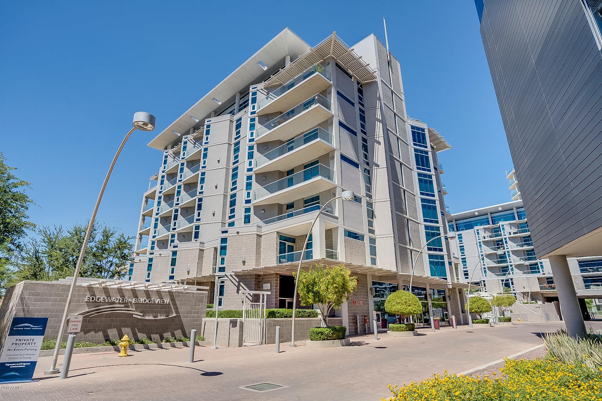 MLS 5950376 120 E RIO SALADO Parkway Unit 602, Tempe, AZ 85281 Tempe AZ Hayden Ferry Lakeside