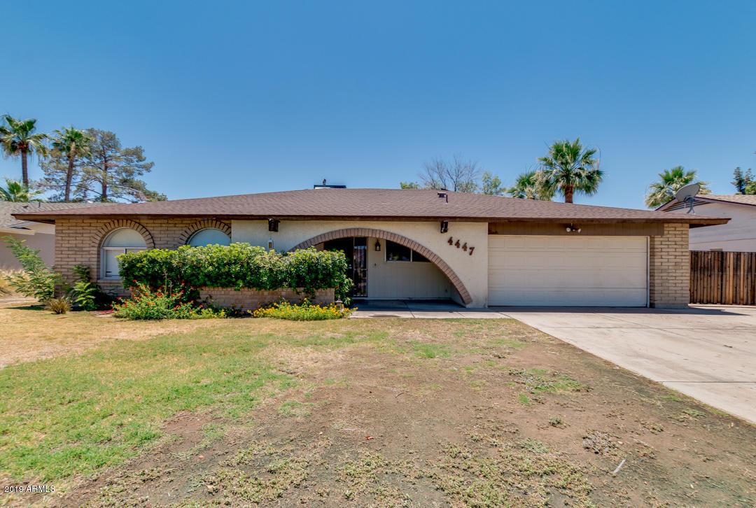 Photo of 4447 W WINDROSE Drive, Glendale, AZ 85304