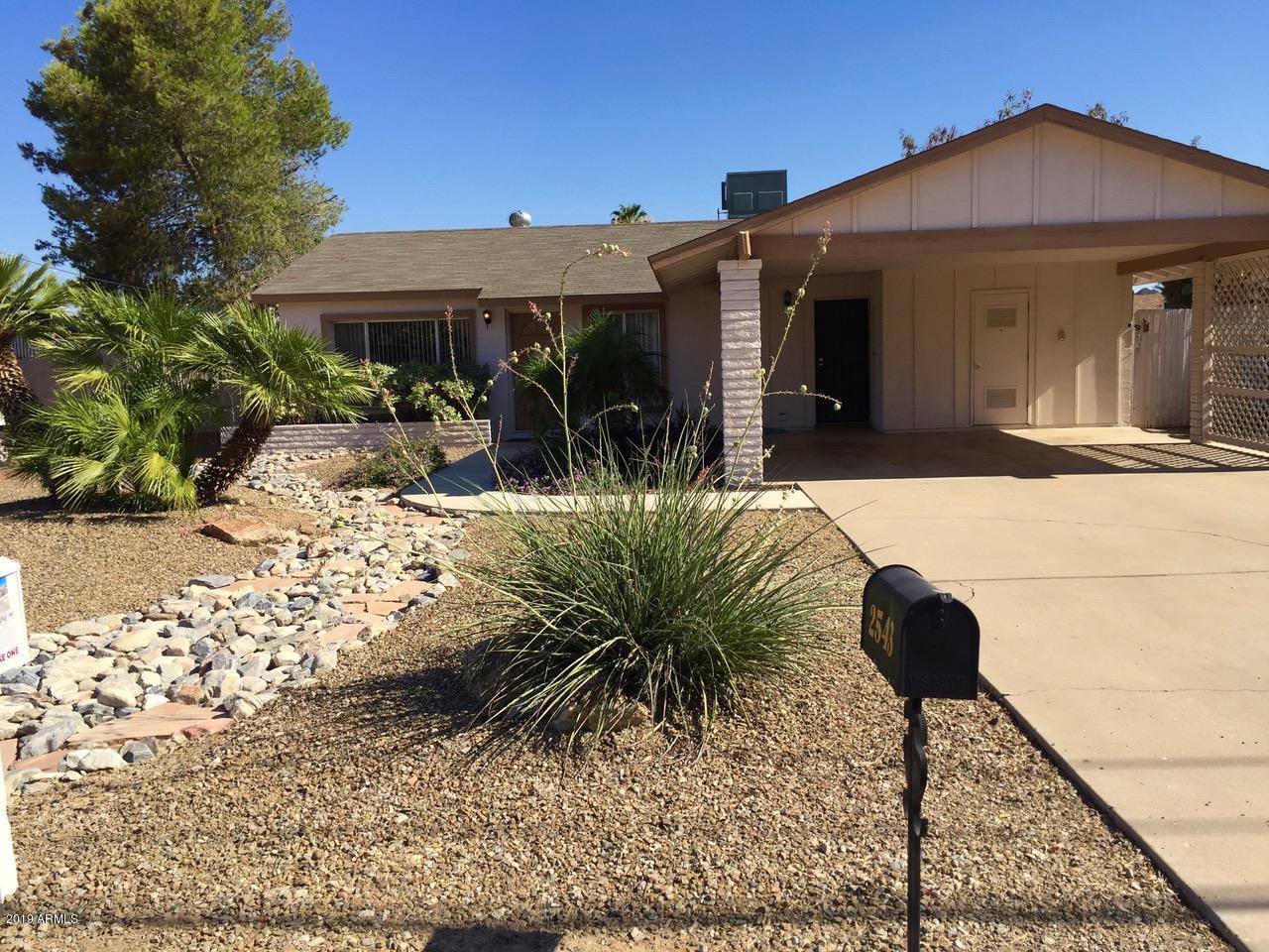 Photo of 2543 E SWEETWATER Avenue, Phoenix, AZ 85032