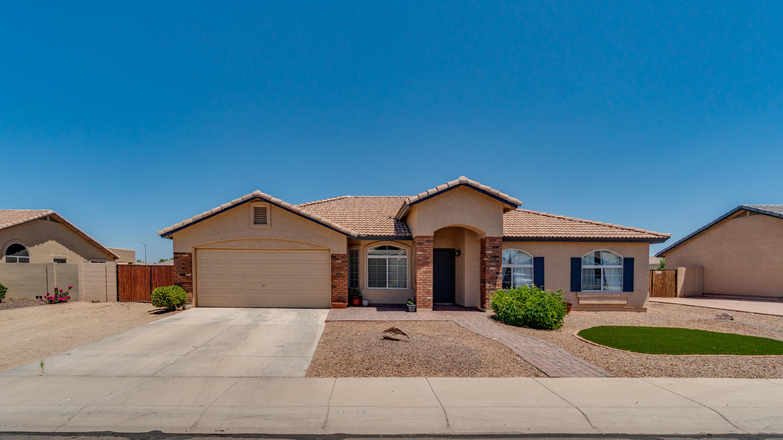 Photo of 11518 E RENFIELD Avenue, Mesa, AZ 85212