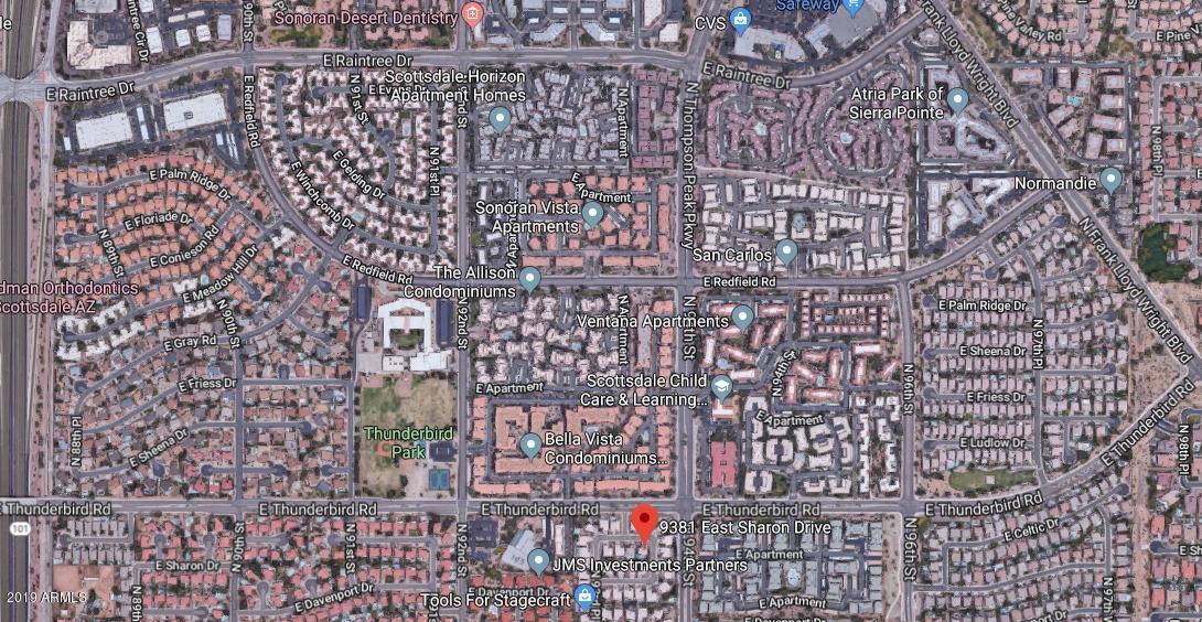 MLS 5944149 9381 E SHARON Drive, Scottsdale, AZ 85260 Scottsdale AZ Private Pool