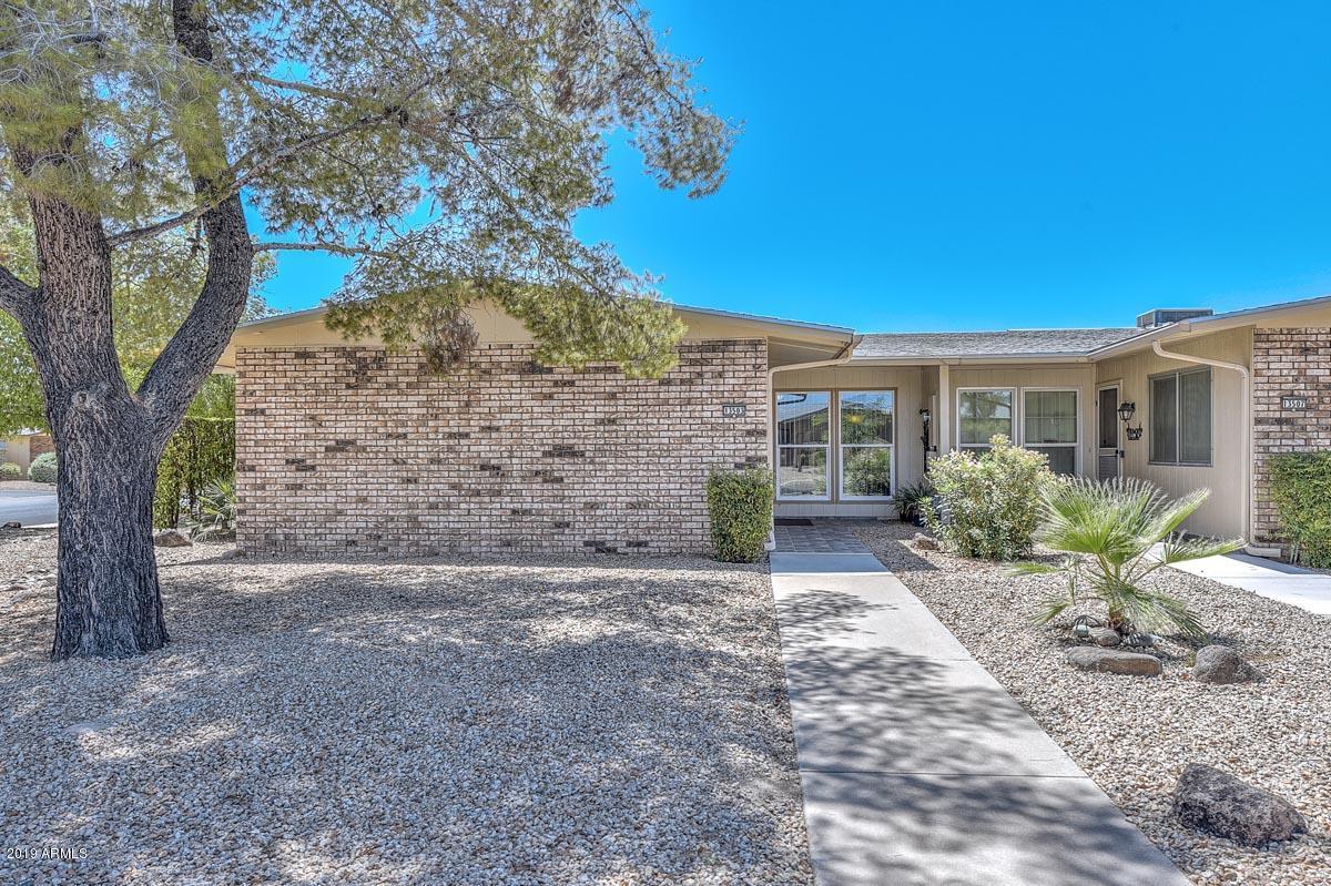 MLS 5951619 13503 W ALEPPO Drive, Sun City West, AZ 85375 Sun City West AZ Condo or Townhome