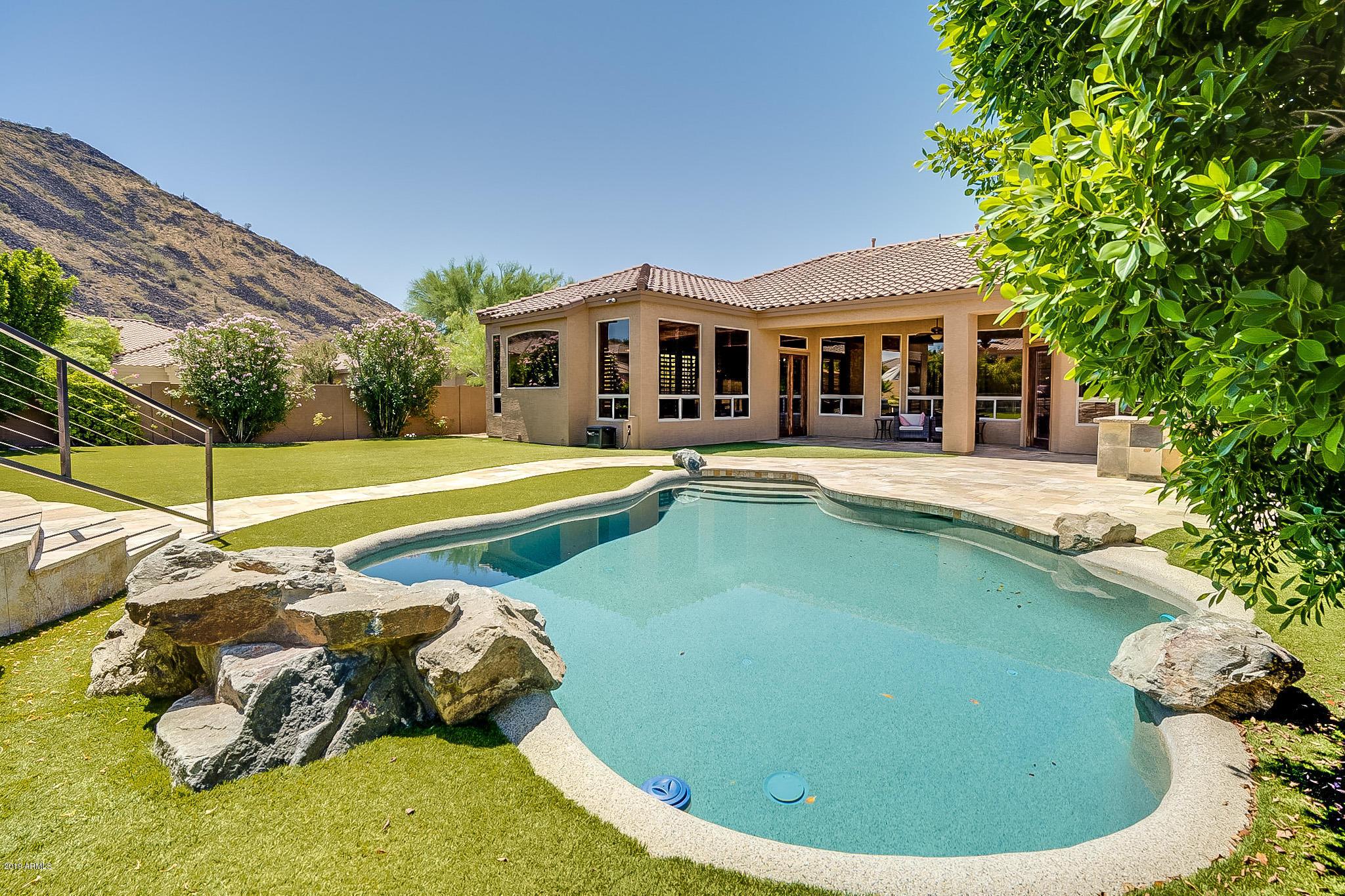 MLS 5950459 13562 E THOROUGHBRED Trail, Scottsdale, AZ 85259 Scottsdale AZ Private Pool