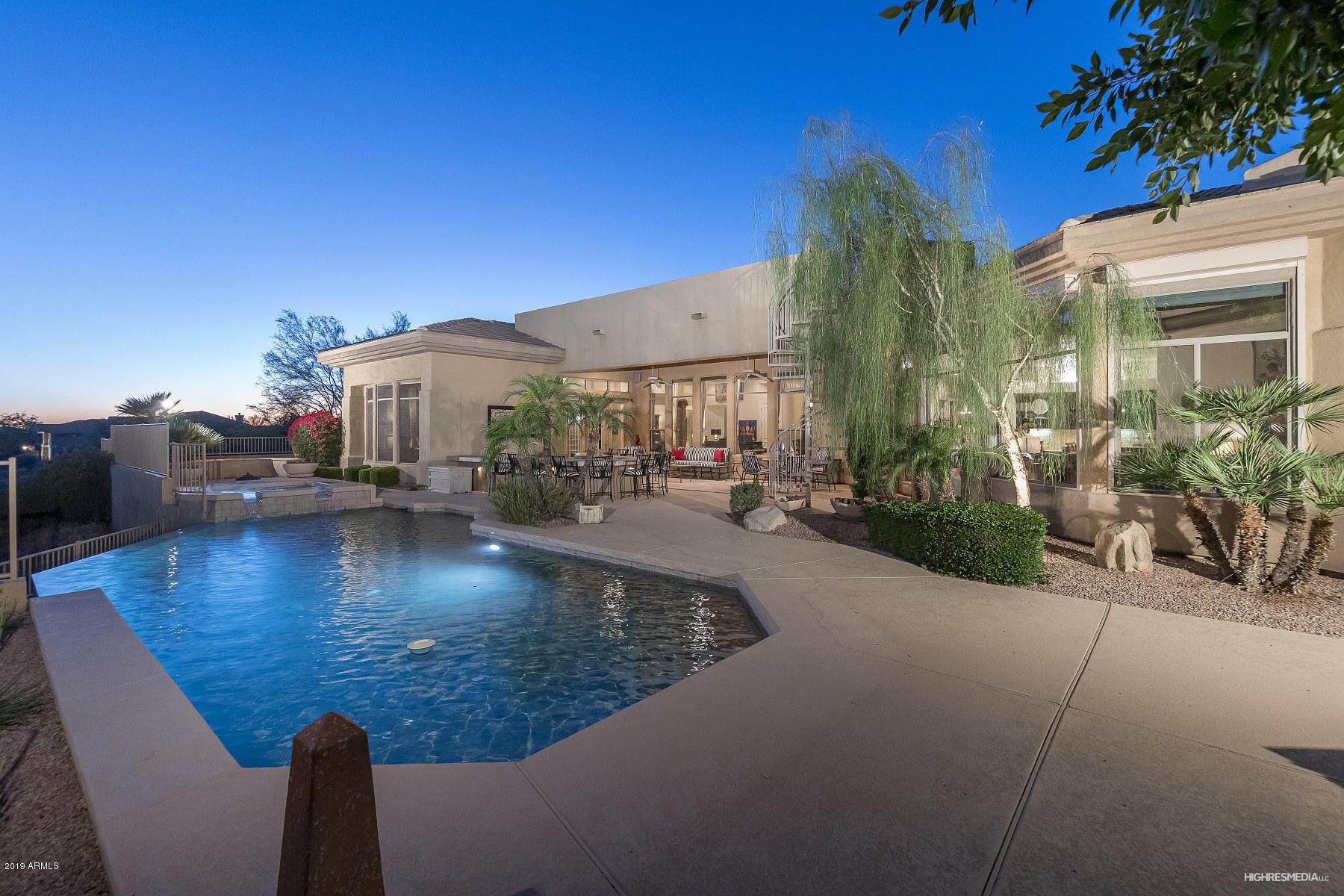MLS 5949931 12199 E MARY KATHERINE Drive, Scottsdale, AZ 85259 Scottsdale AZ Private Pool