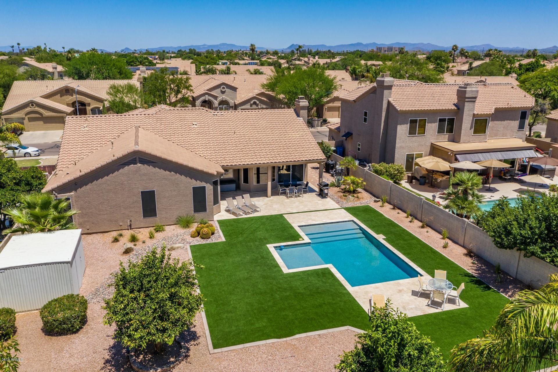 MLS 5952626 5433 E HARTFORD Avenue, Scottsdale, AZ 85254 Scottsdale AZ Private Pool