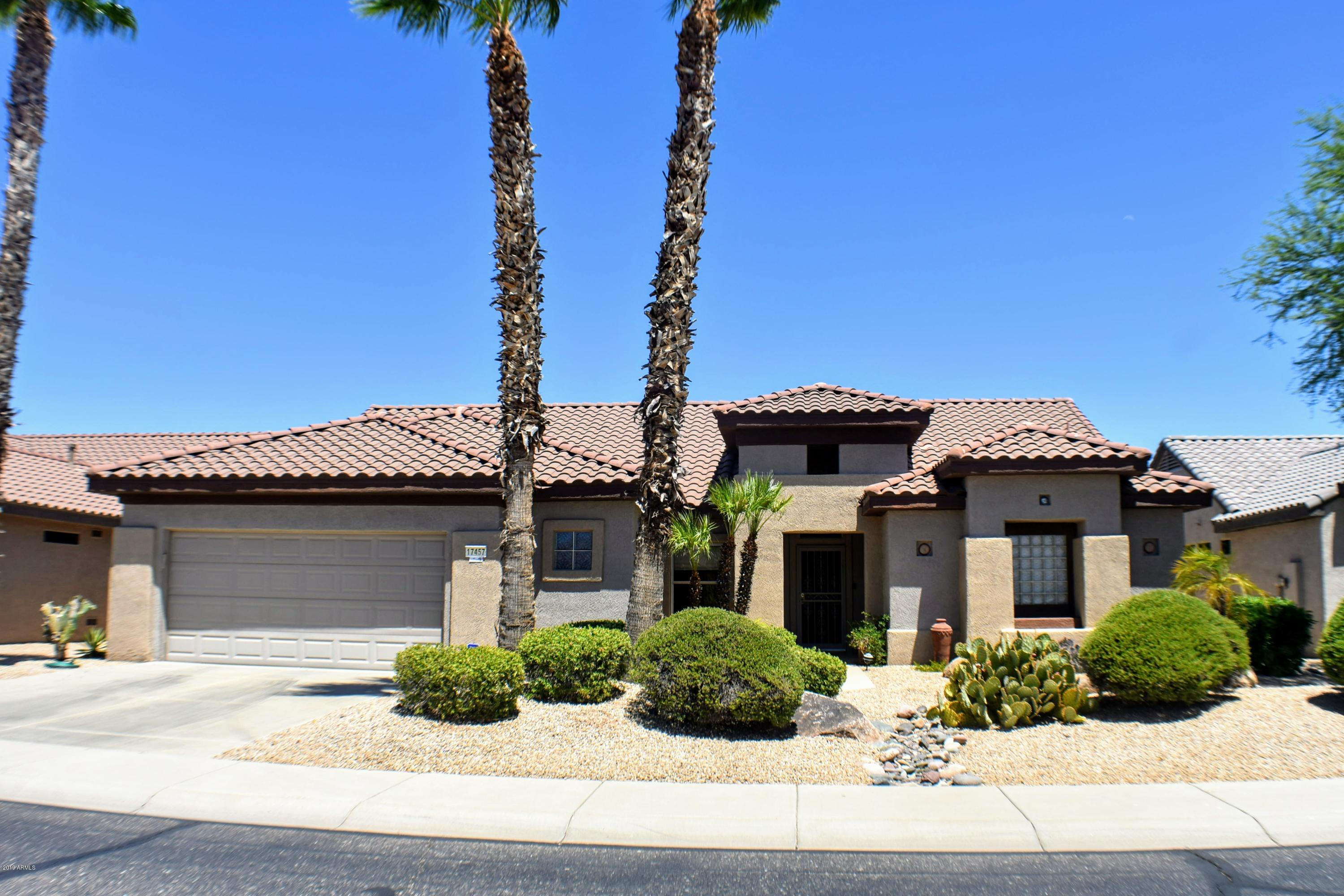 Photo of 17457 N ESTRELLA VISTA Drive, Surprise, AZ 85374