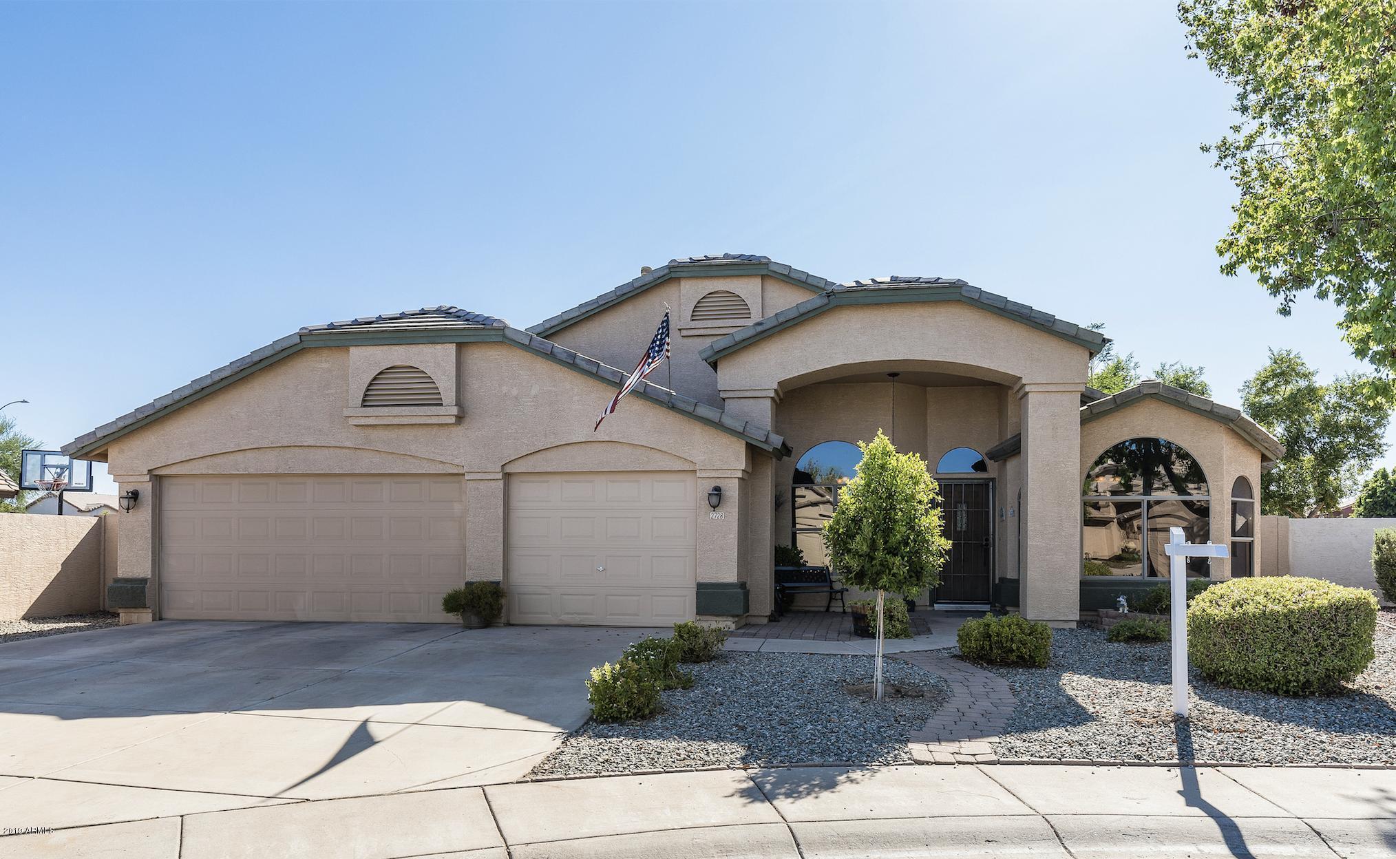 Photo of 2728 N 127TH Drive, Avondale, AZ 85392