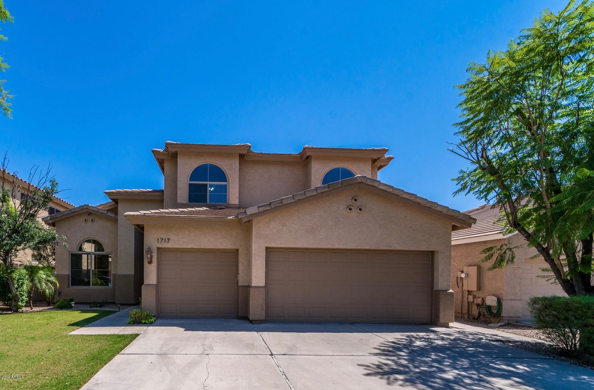 MLS 5951053 1717 E CORTEZ Drive, Gilbert, AZ 85234 Gilbert AZ Val Vista Lakes