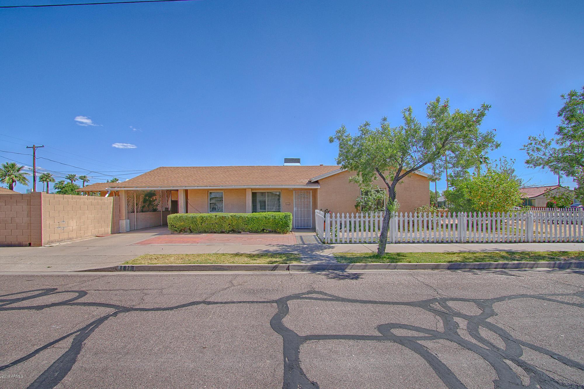 Photo of 1615 W Palm Lane, Phoenix, AZ 85007