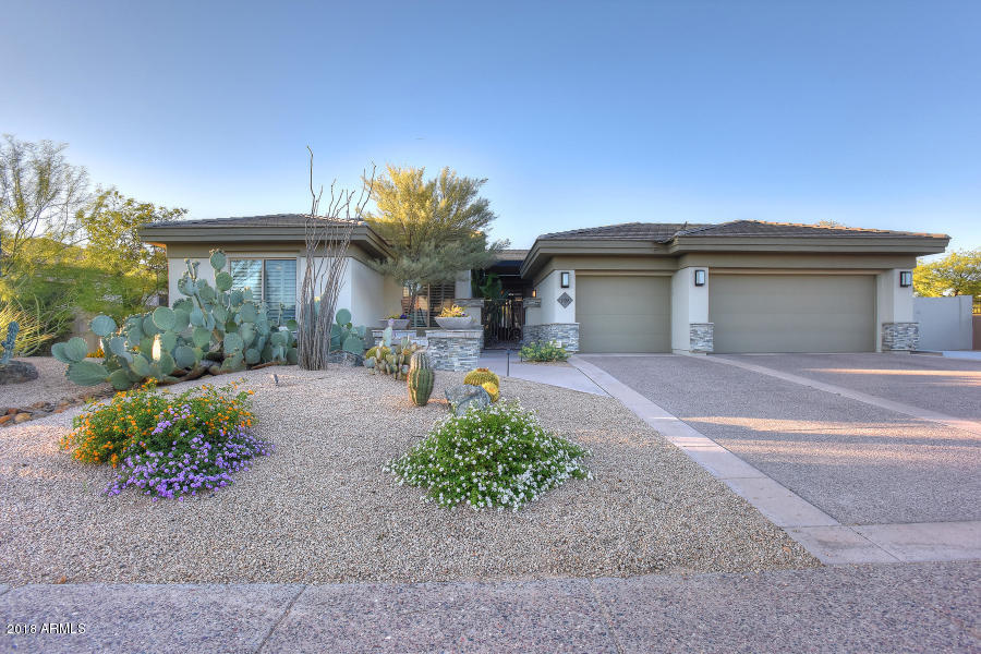 Photo of 7788 E OVERLOOK Drive, Scottsdale, AZ 85255