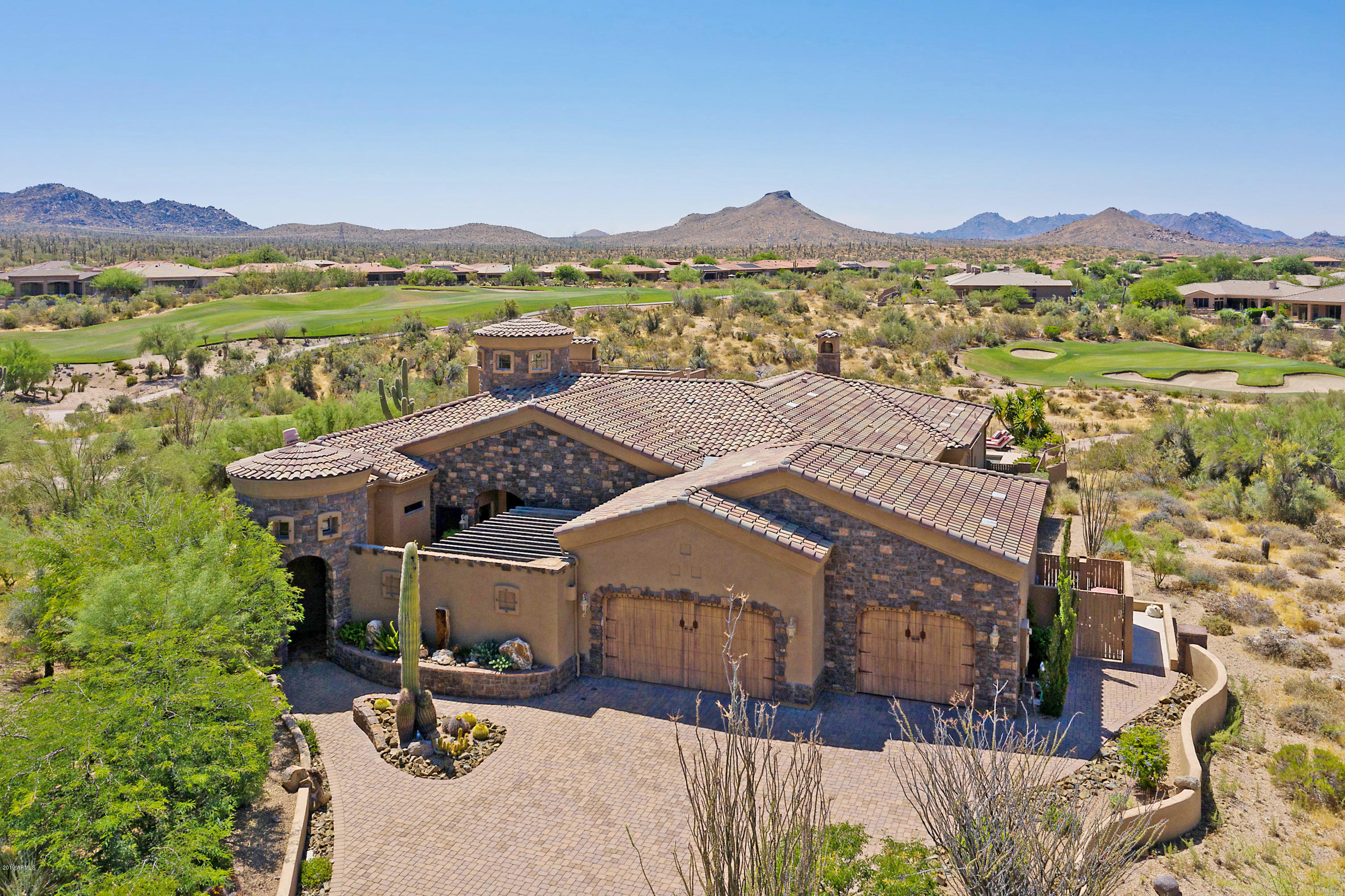 Photo of 9867 E SIDEWINDER Trail, Scottsdale, AZ 85262