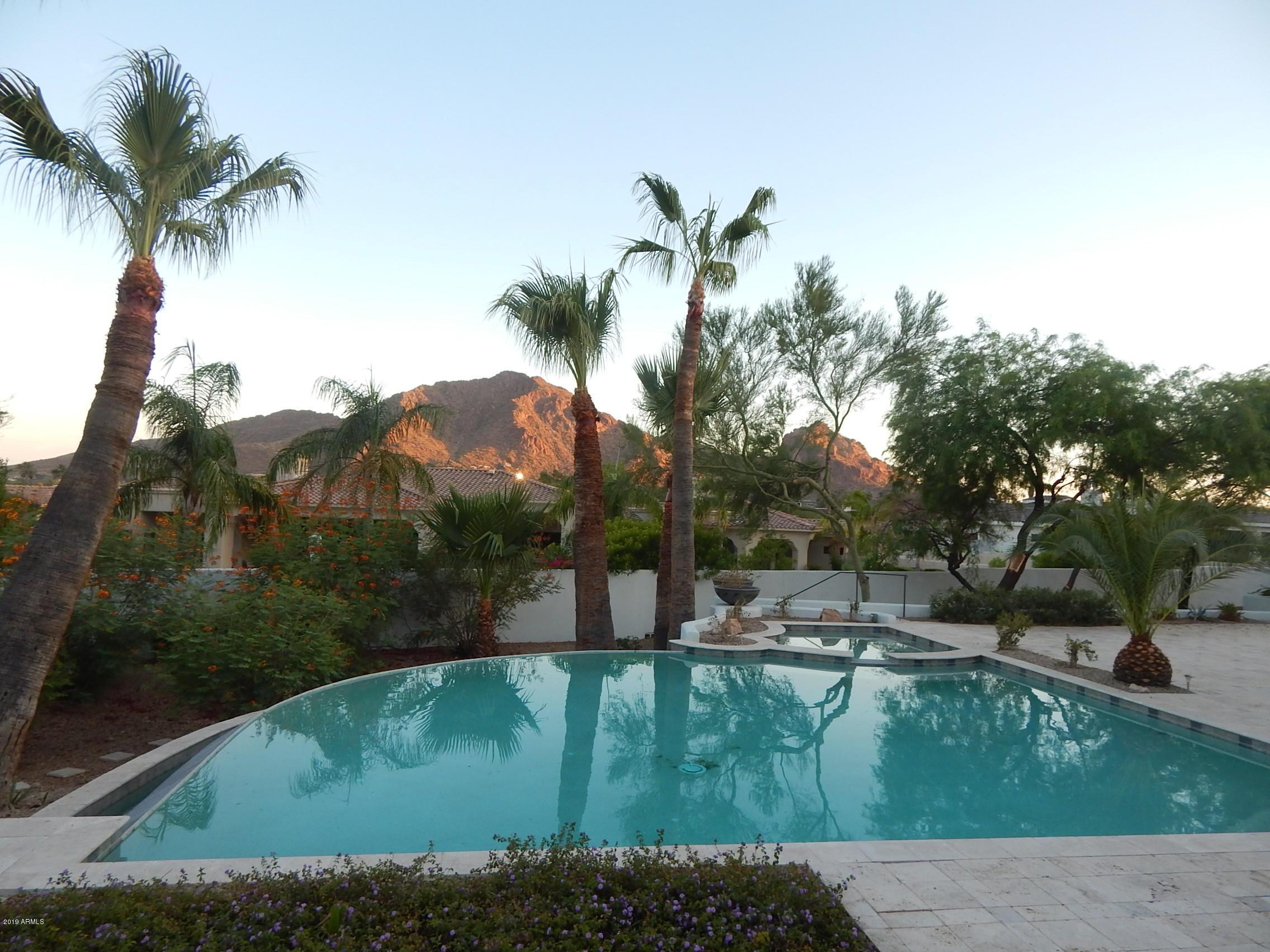 MLS 5952725 5739 E JOSHUA TREE Lane, Paradise Valley, AZ 85253 Paradise Valley AZ REO Bank Owned Foreclosure