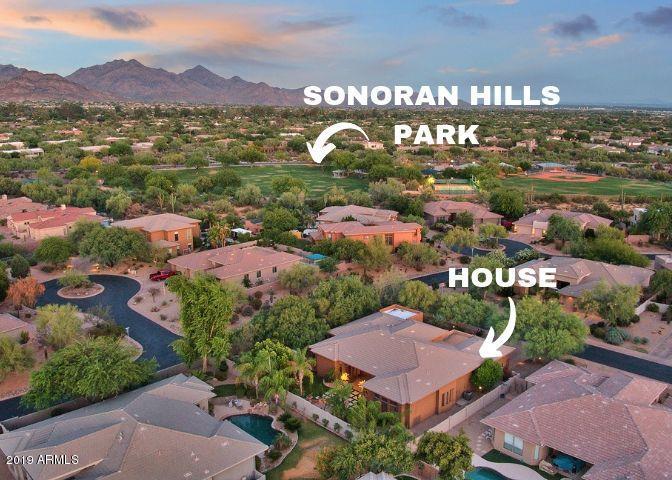 MLS 5953660 7734 E CONQUISTADORES Drive, Scottsdale, AZ 85255 Scottsdale AZ Bella Vista