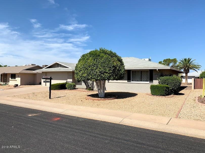 MLS 5953118 17810 N Foothills Drive, Sun City, AZ 85373 Sun City AZ Two Bedroom