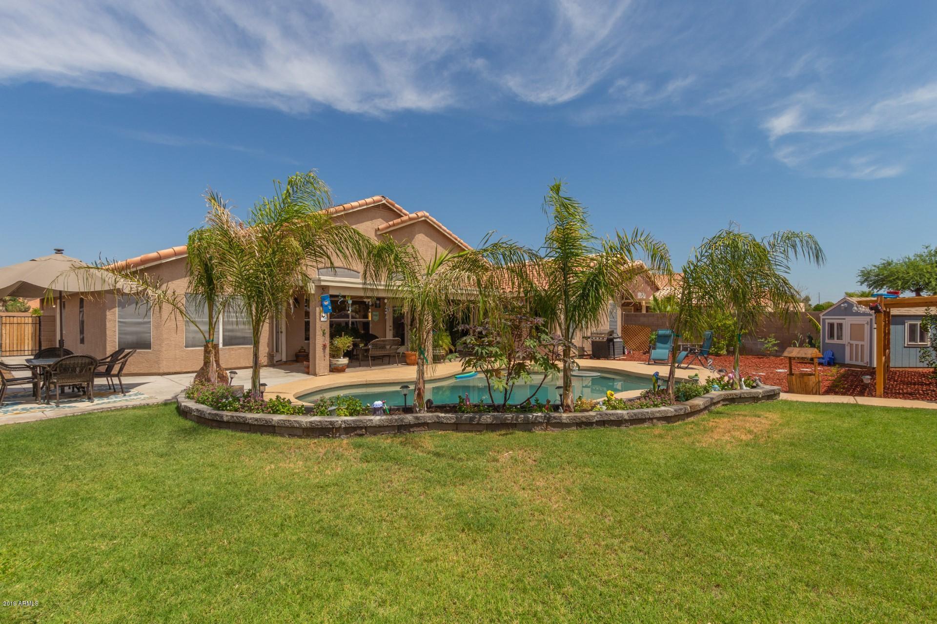 MLS 5954796 2409 N 123RD Avenue, Avondale, AZ 85392 Avondale AZ Three Bedroom