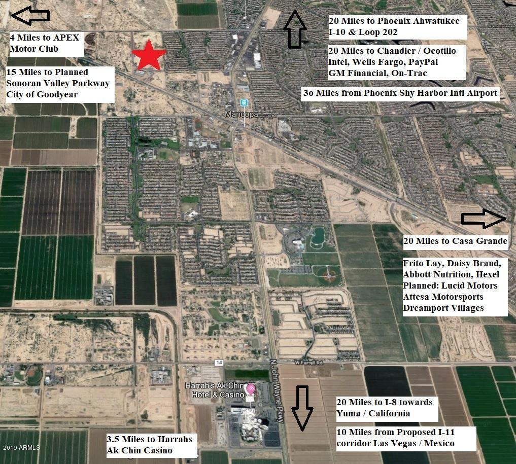 Photo of 45654 W Edison Road, Maricopa, AZ 85139