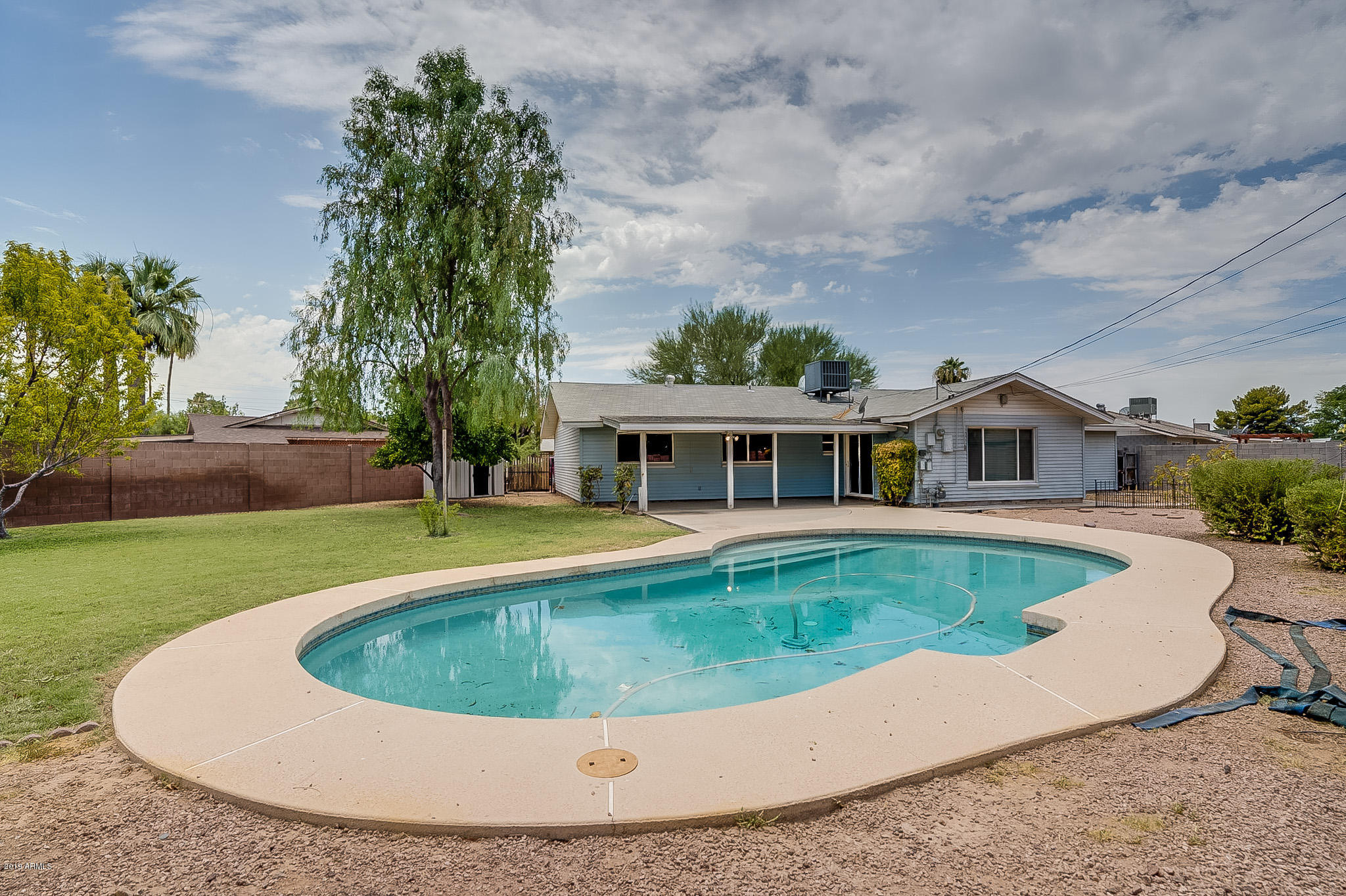 MLS 5955024 8752 E PALM Lane, Scottsdale, AZ 85257 Scottsdale AZ Private Pool