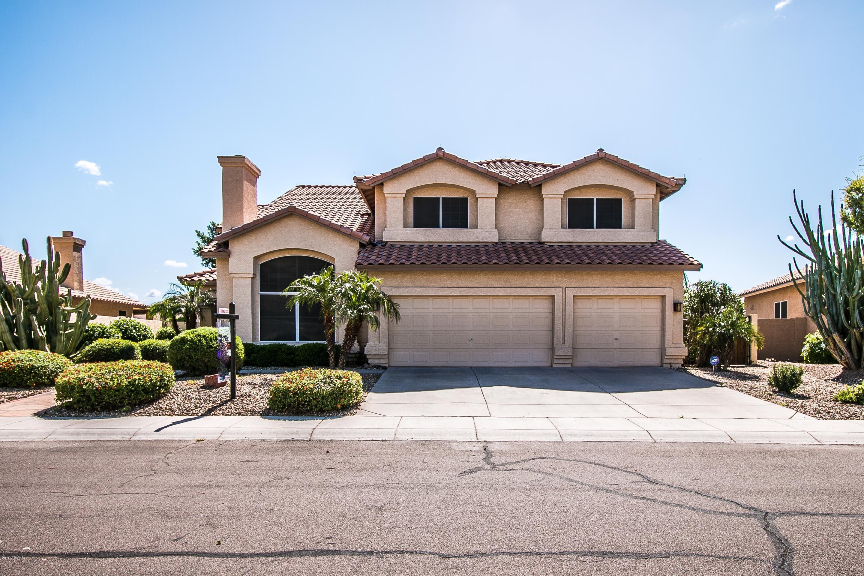 Photo of 9489 S SHAFER Drive, Tempe, AZ 85284