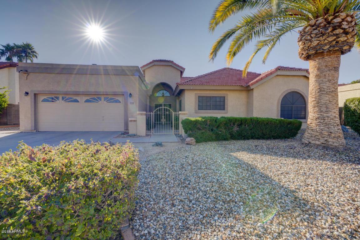 4161 W ORCHID Lane, Chandler AZ 85226