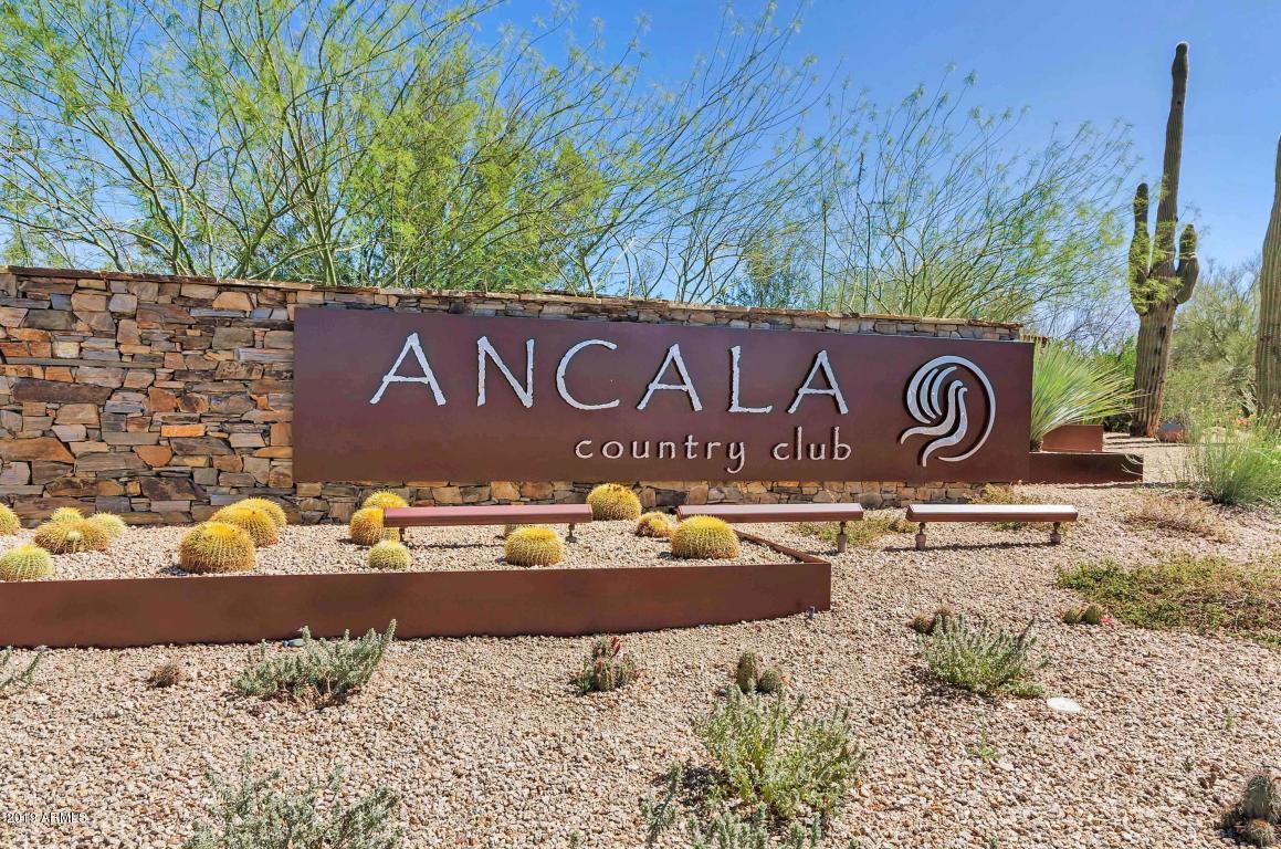 MLS 5955350 11762 E CORTEZ Drive, Scottsdale, AZ 85259 Scottsdale AZ Ancala