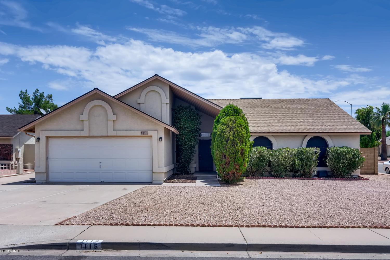 Photo of 1115 S 55TH Circle, Mesa, AZ 85206