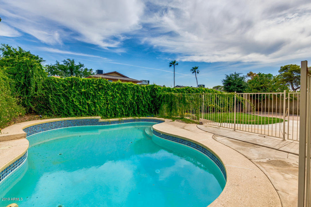 MLS 5956784 8737 E CLARENDON Avenue, Scottsdale, AZ 85251 Scottsdale AZ Private Pool