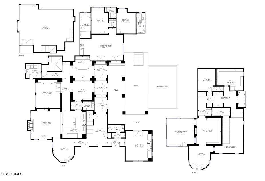 MLS 5949868 19946 N 103RD Street Unit 1102, Scottsdale, AZ 85255 Scottsdale AZ Private Pool
