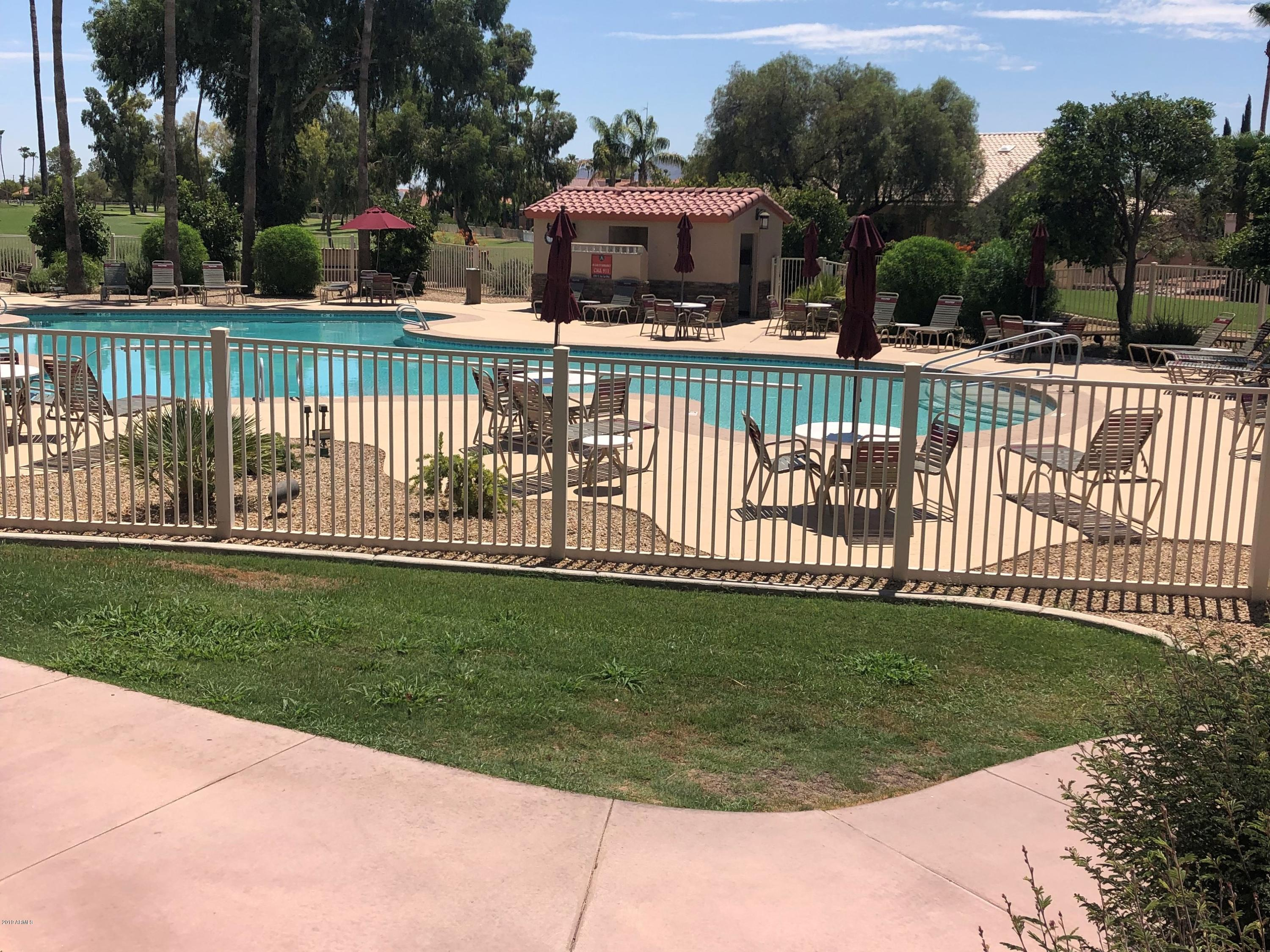 MLS 5954230 10949 E BELLFLOWER Drive, Sun Lakes, AZ 85248 Sun Lakes AZ Community Pool