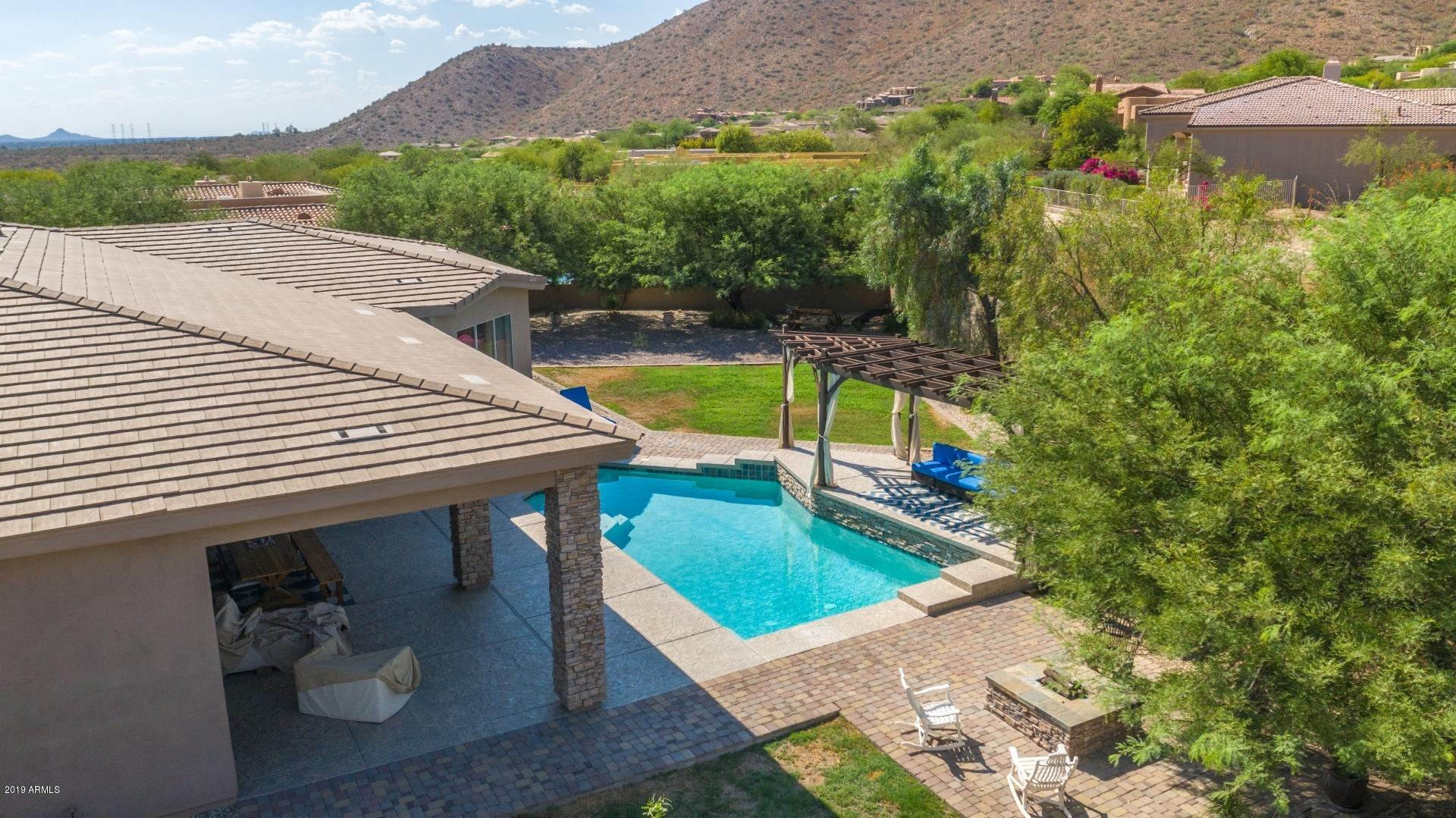 MLS 5961054 11808 E LARKSPUR Drive, Scottsdale, AZ 85259 Scottsdale AZ Private Pool