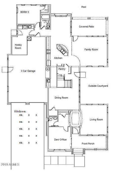 MLS 5957818 20524 W CRESCENT Drive, Buckeye, AZ 85396 Buckeye AZ 5 or More Bedroom