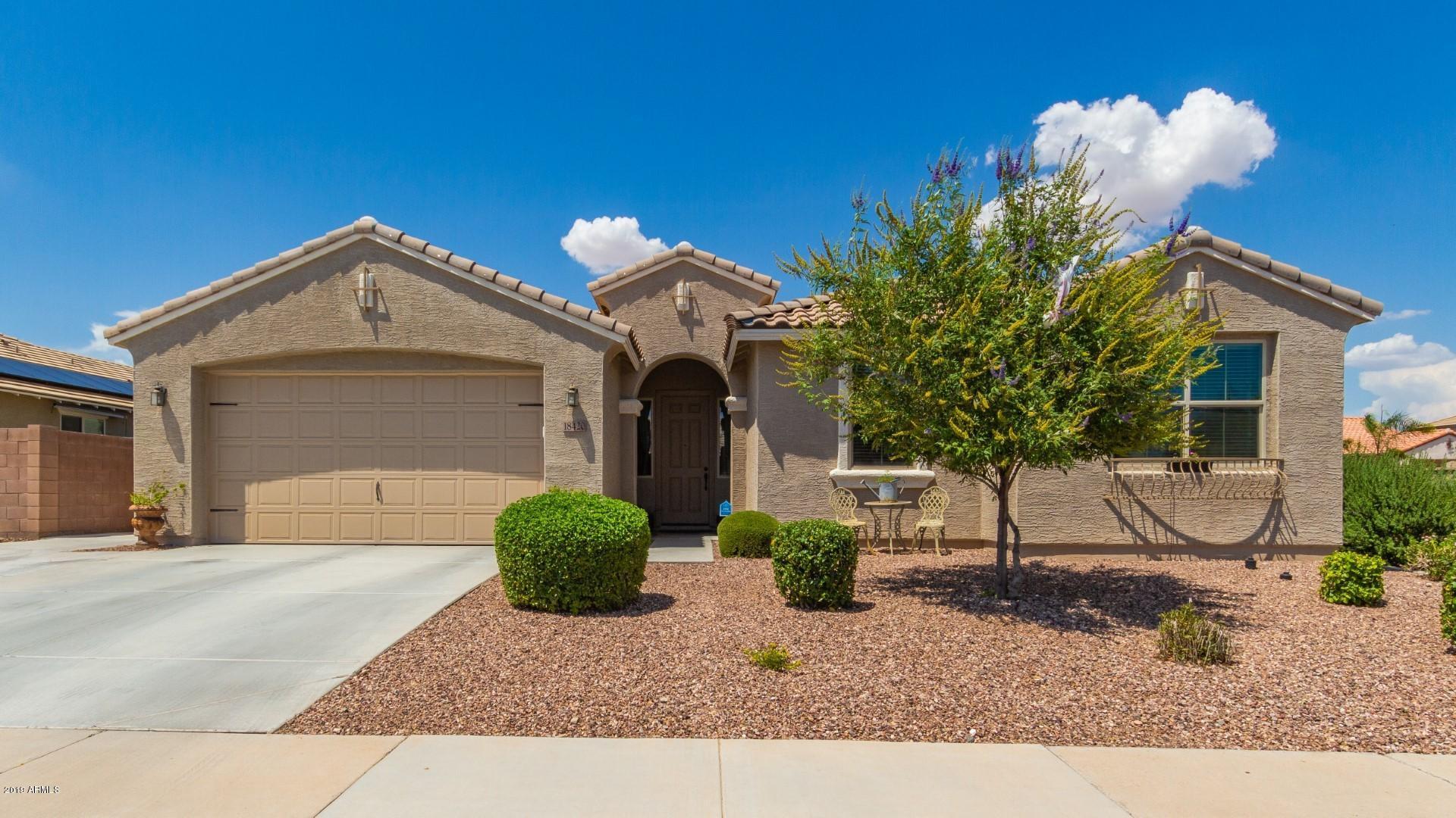 MLS 5962421 18420 W TASHA Drive, Surprise, AZ 85388 Surprise AZ Surprise Farms