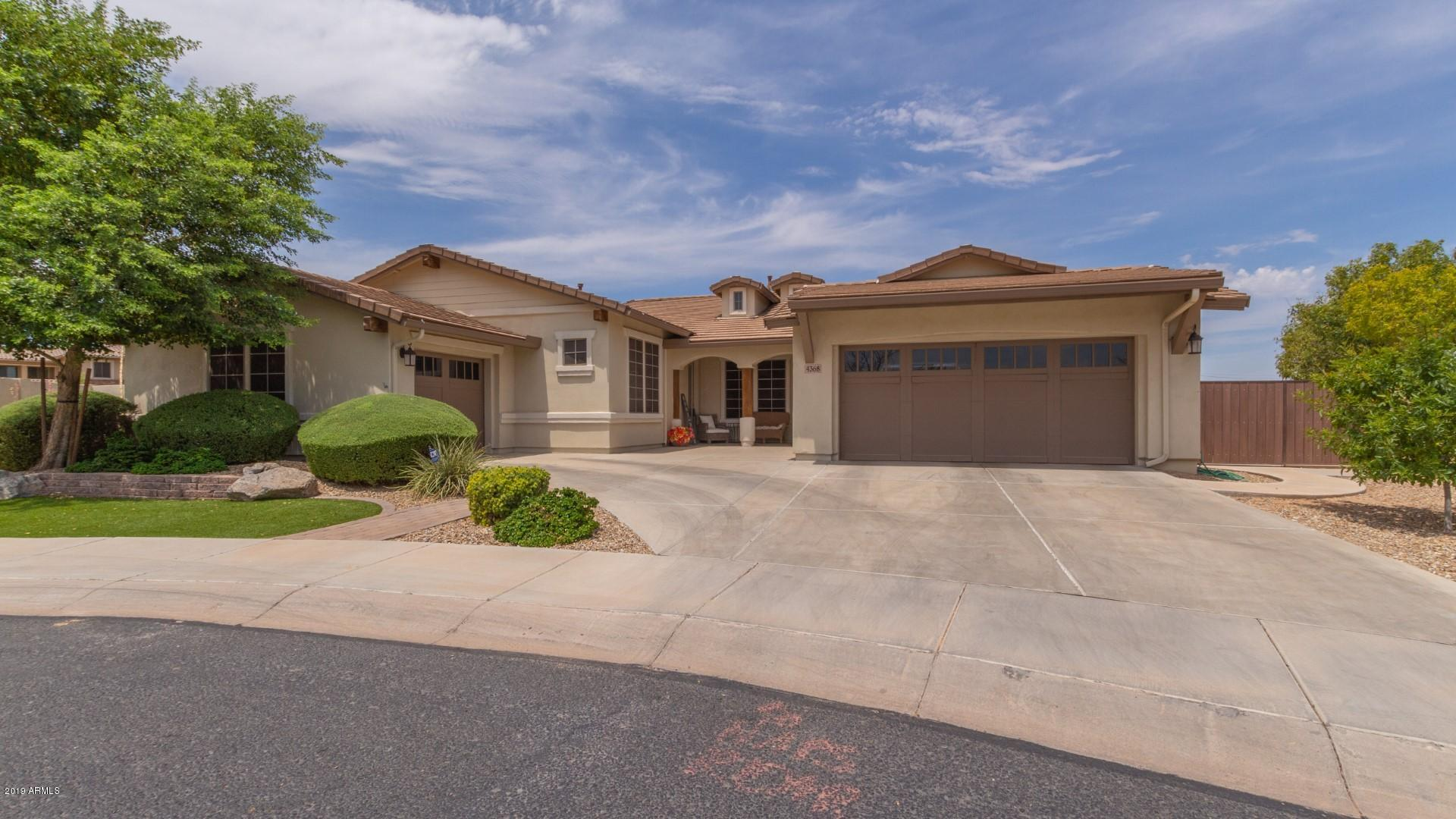 Photo of 4368 N 158TH Drive, Goodyear, AZ 85395