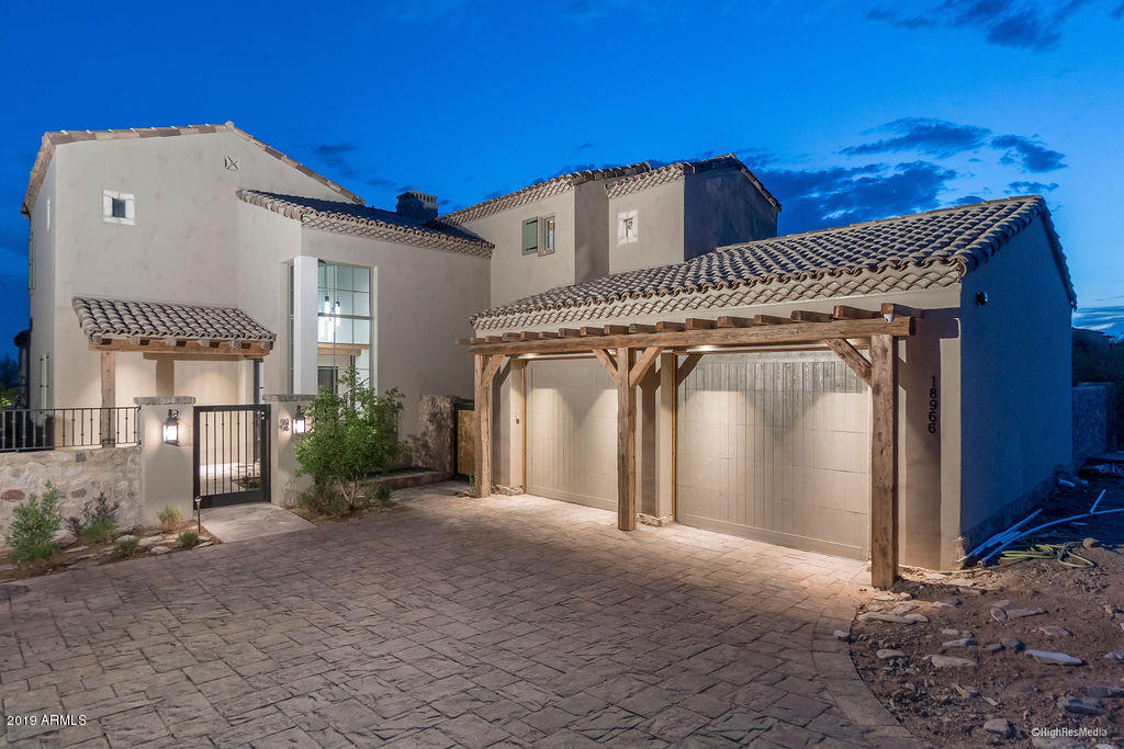 Photo of 18966 N SILVERLEAF Drive, Scottsdale, AZ 85255