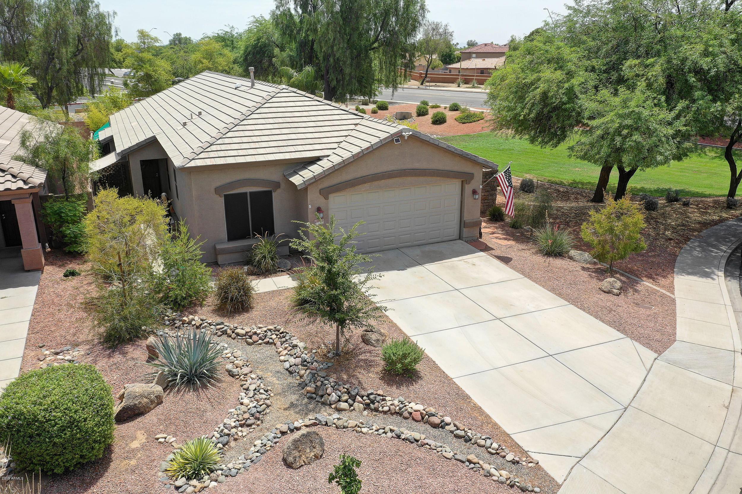 MLS 5959109 15513 N 156TH Drive, Surprise, AZ 85374 Surprise AZ Mountain Vista Ranch