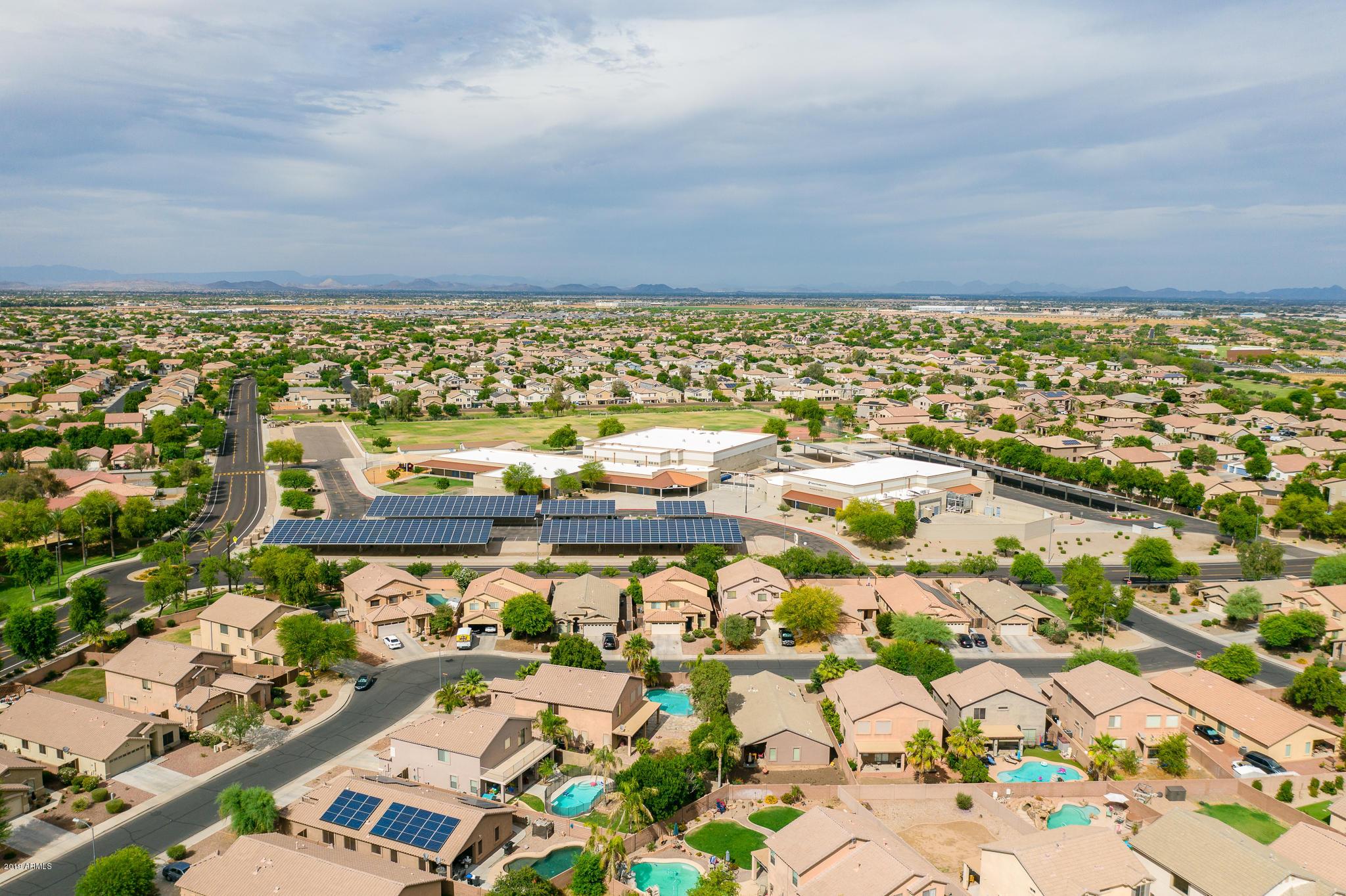 MLS 5960099 11550 N 154TH Lane, Surprise, AZ 85379 Surprise AZ Rancho Gabriela
