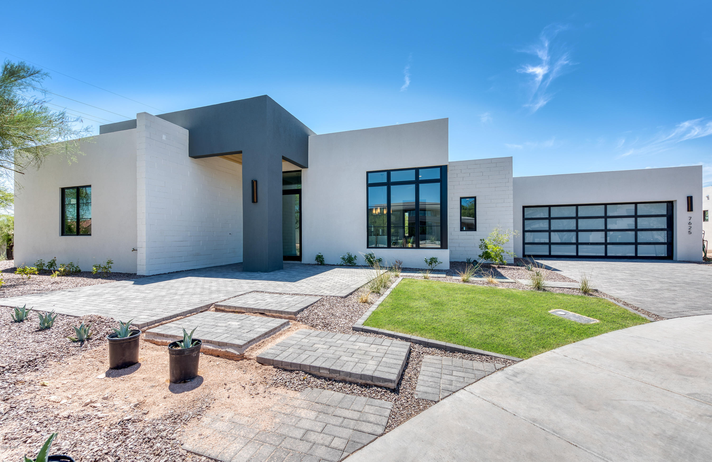 Photo of 7625 E MONTEBELLO Avenue, Scottsdale, AZ 85250