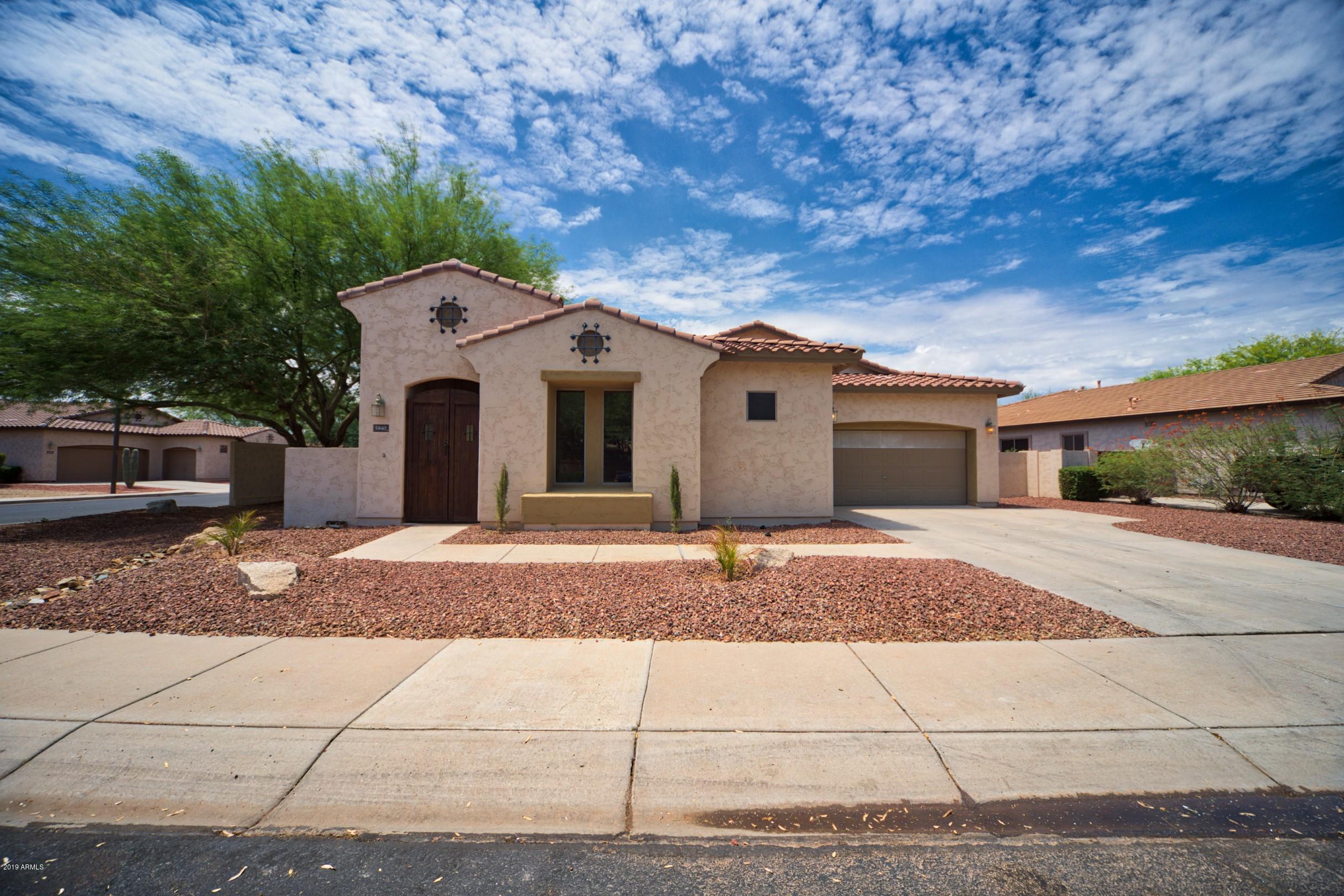 MLS 5959783 5840 S MESQUITE GROVE Way, Chandler, AZ 85249 Chandler AZ Mesquite Grove Estates