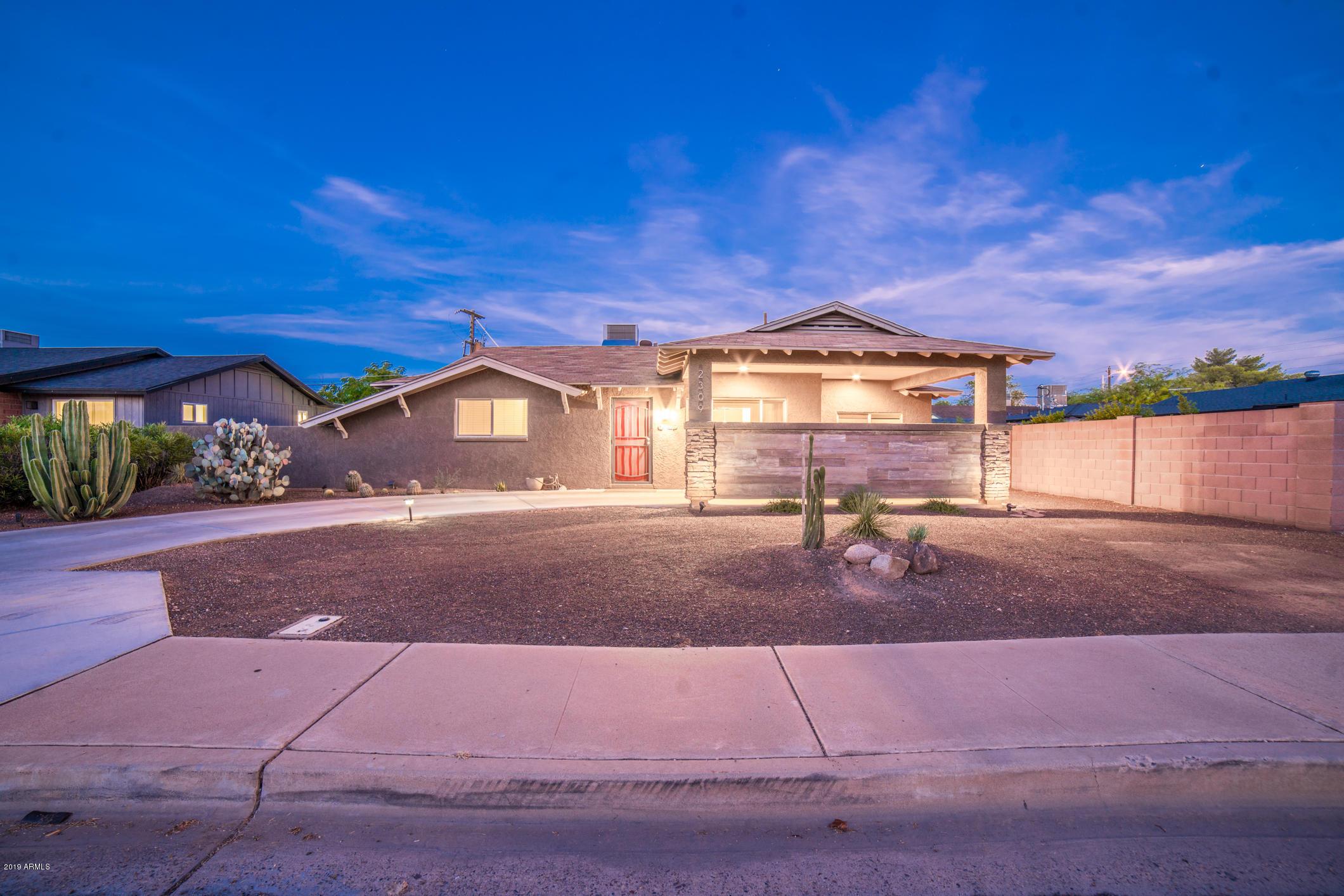 2309 N GRANITE REEF Road, Scottsdale, Arizona