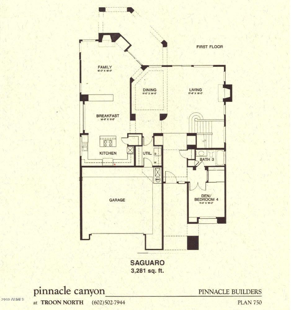 MLS 5960576 10851 E HEDGEHOG Place, Scottsdale, AZ 85262 Scottsdale AZ Private Pool