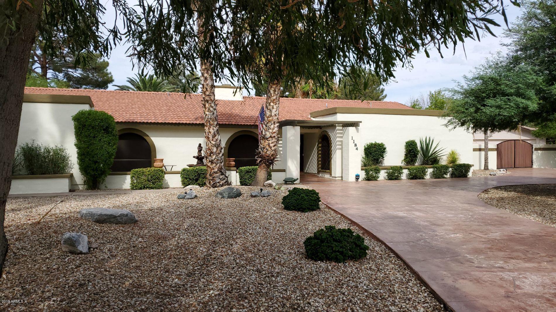 Photo of 1184 N VILLA NUEVA Drive, Litchfield Park, AZ 85340